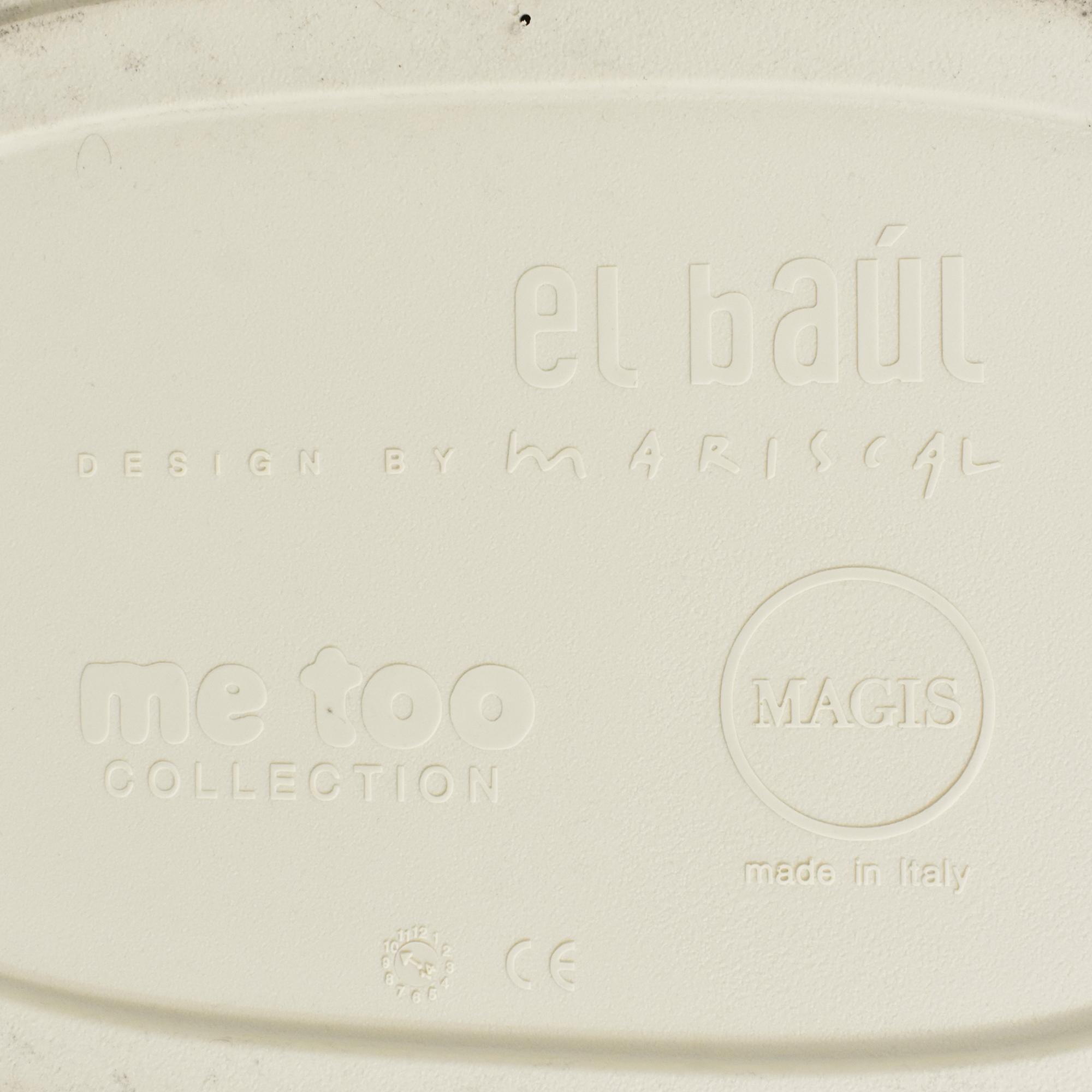 buy Magis El Baul Toy Storage Box Magis Storage