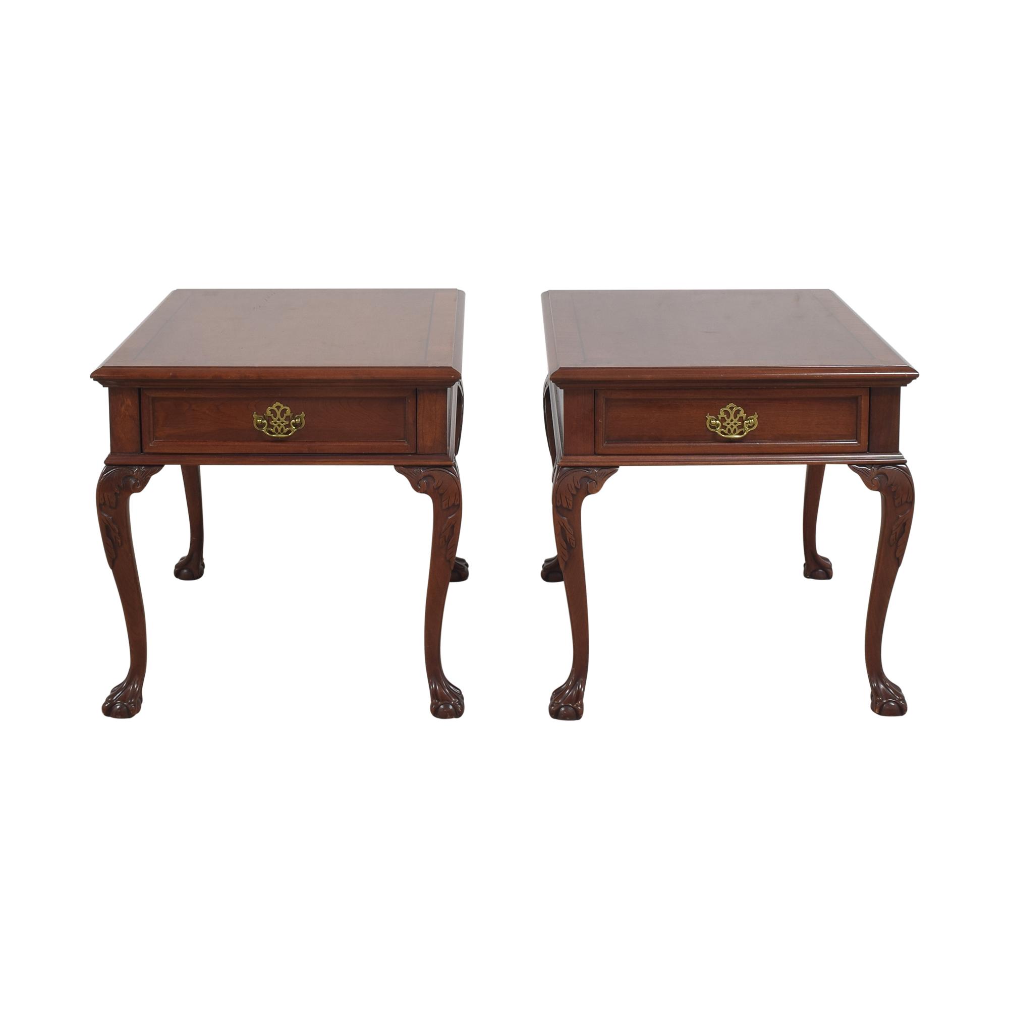 Pennsylvania House Pennsylvania House One Drawer End Tables on sale
