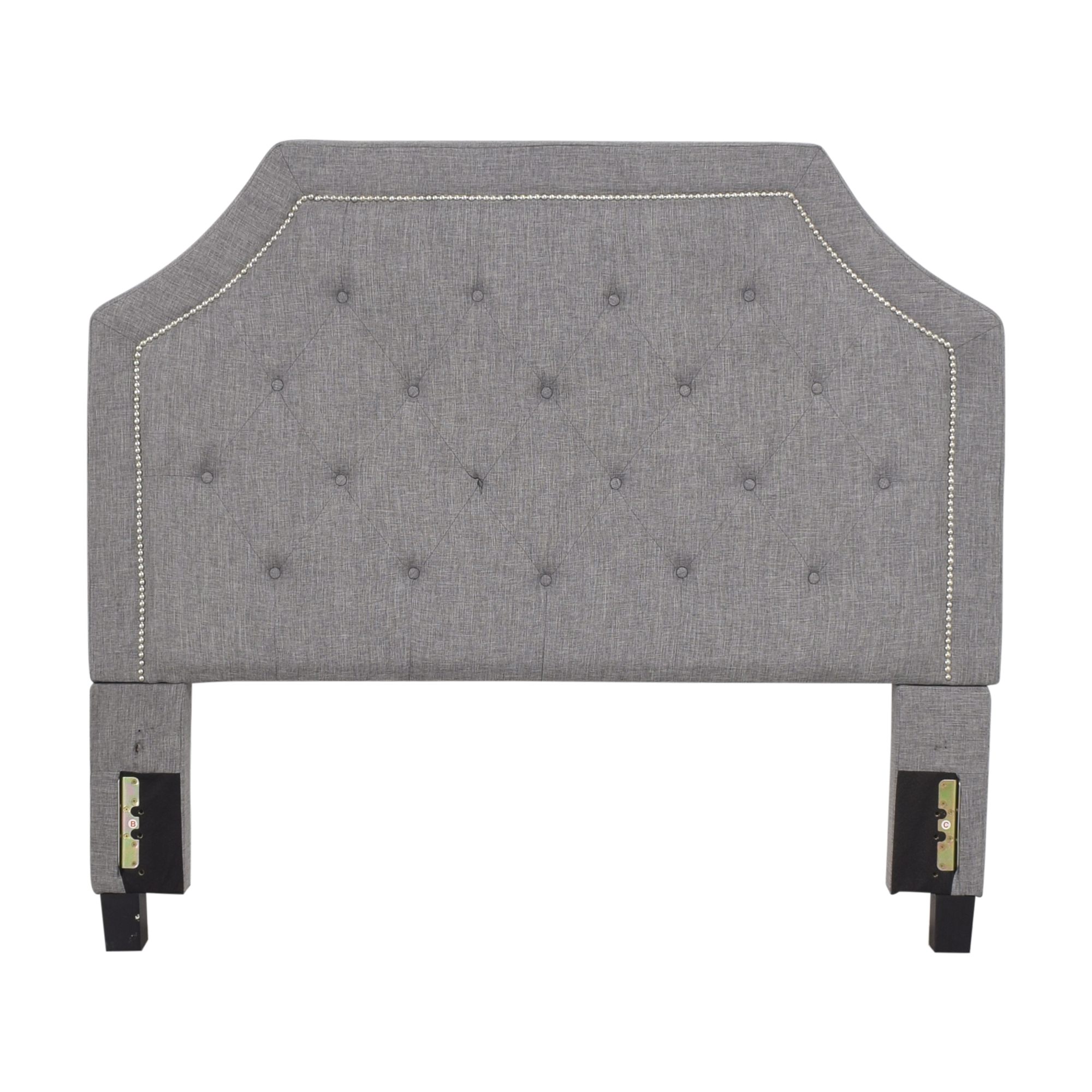 Inspire Q Inspire Q Parkside Button Tufted Full Headboard