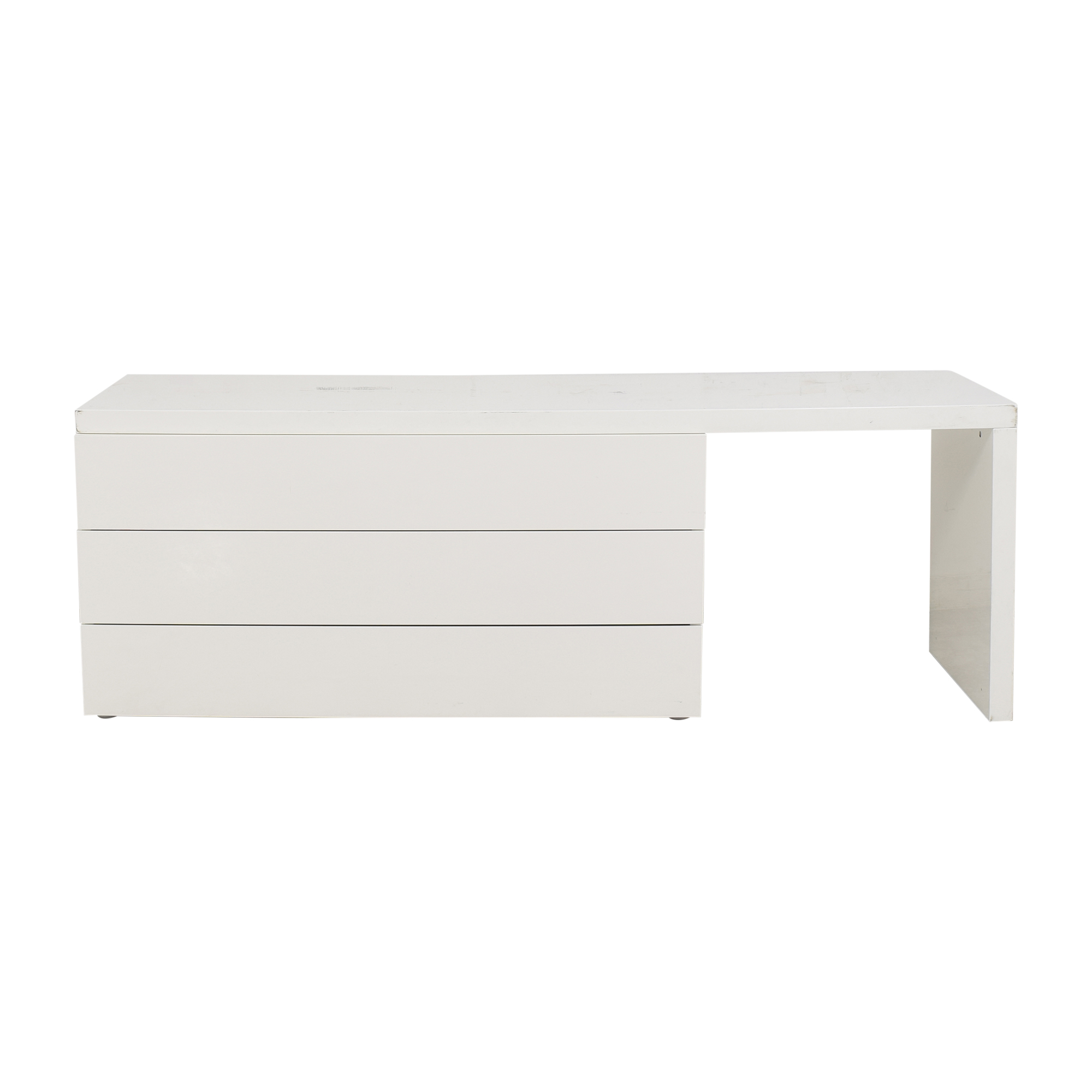 Poliform Poliform Dream Table and Drawers on sale