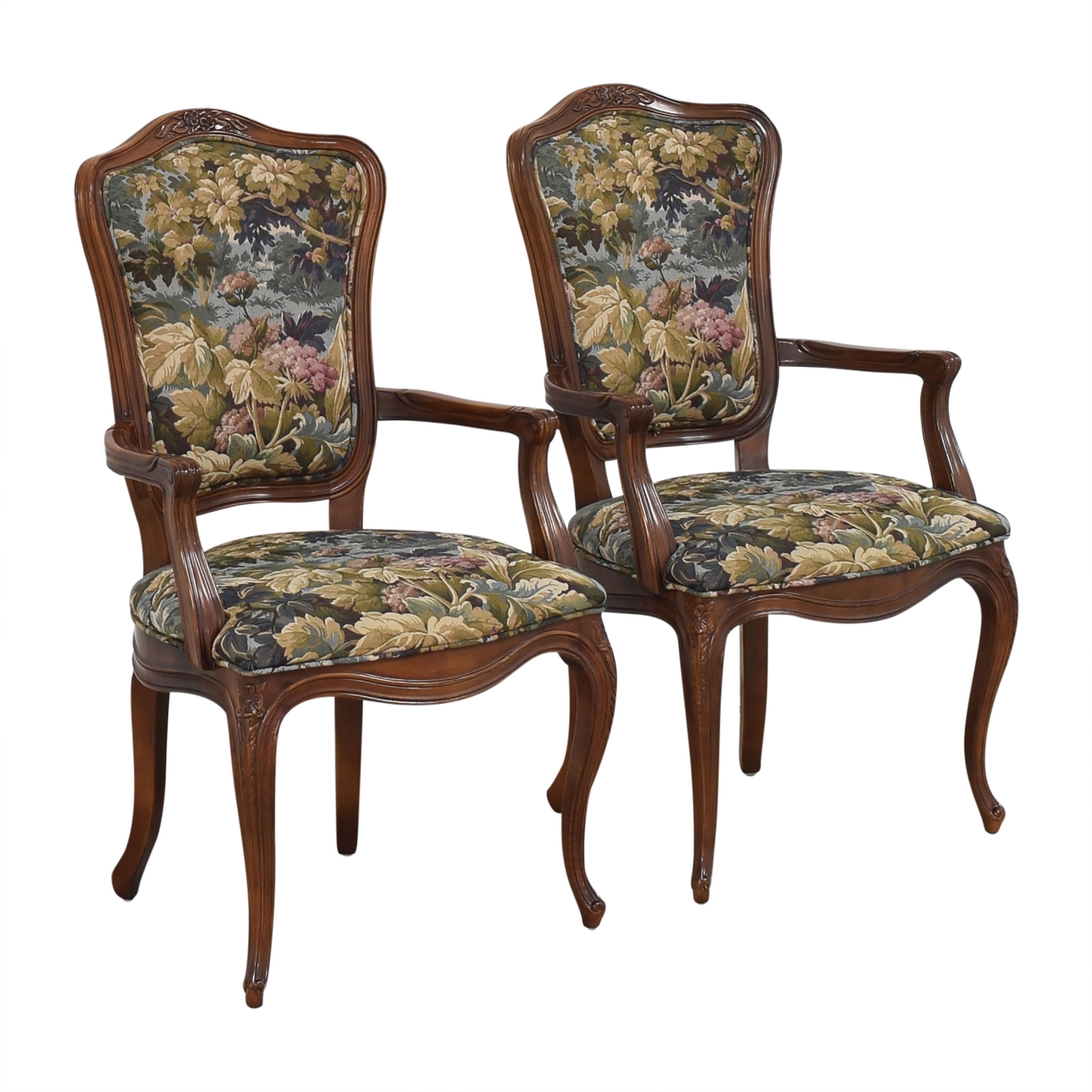 buy Henredon Versailles Collection Dining Arm Chairs Henredon Furniture Dining Chairs