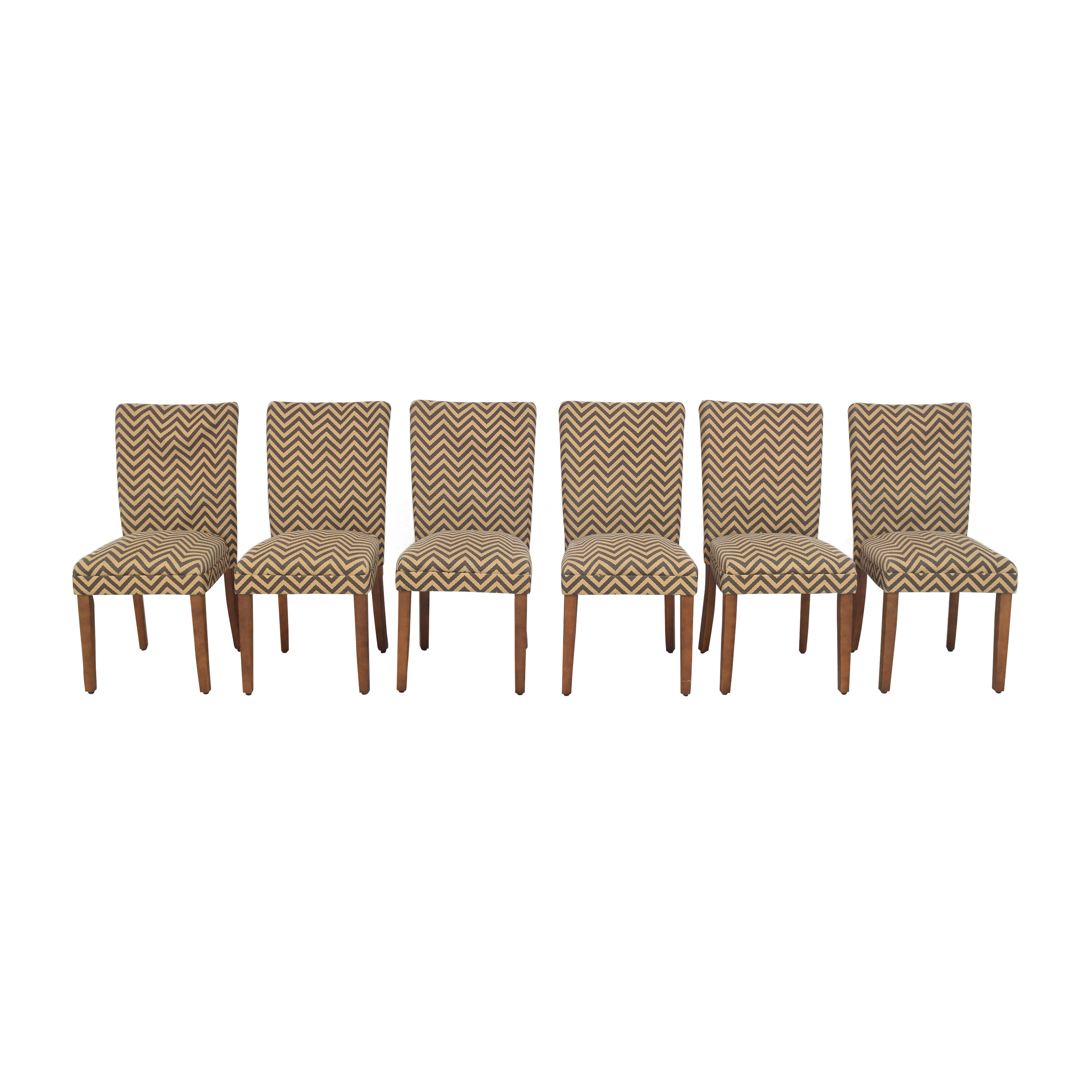 shop Upholstered Parsons Dining Chairs  Chairs