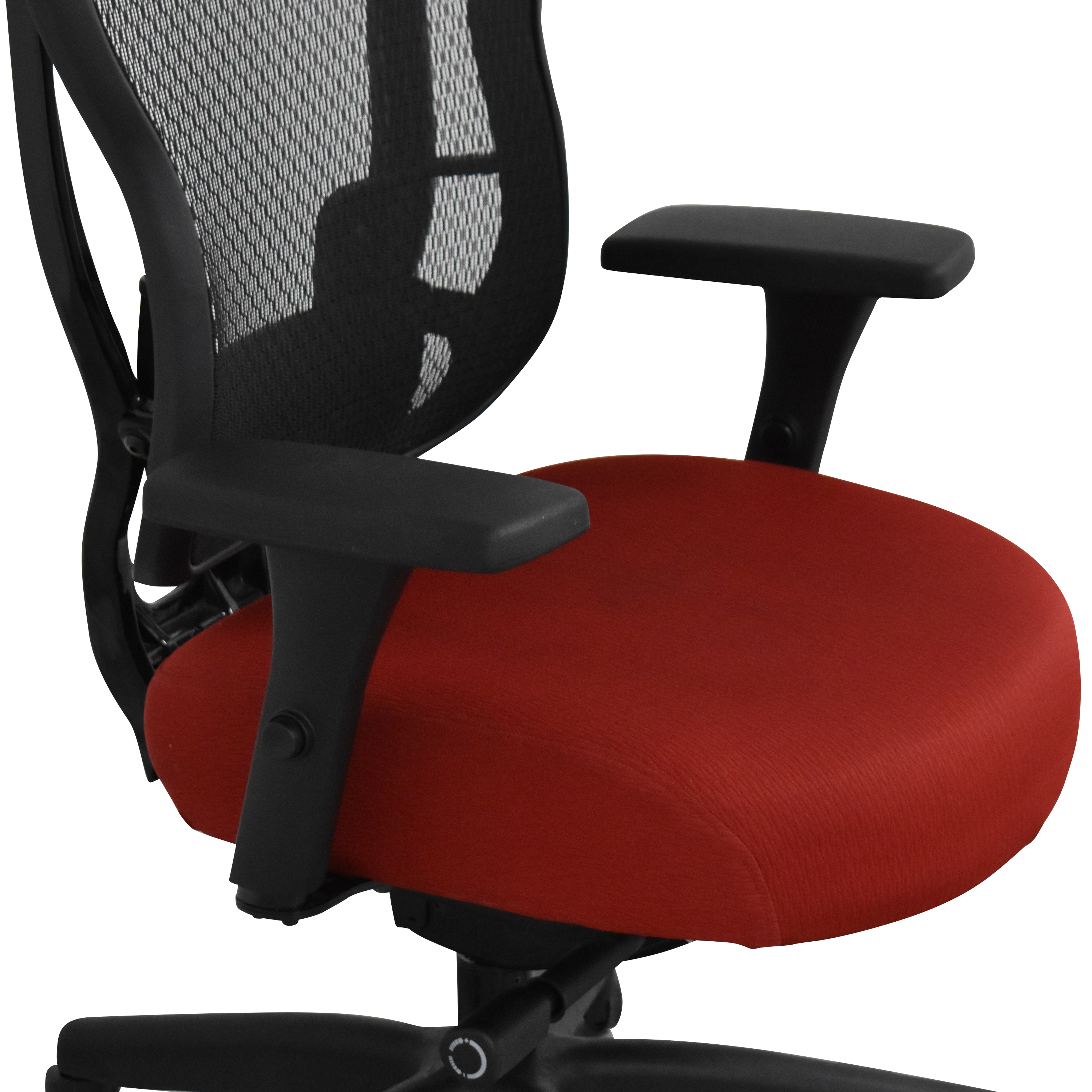 buy Buzz Seating Rika Adjustable Task Chair Buzz Seating