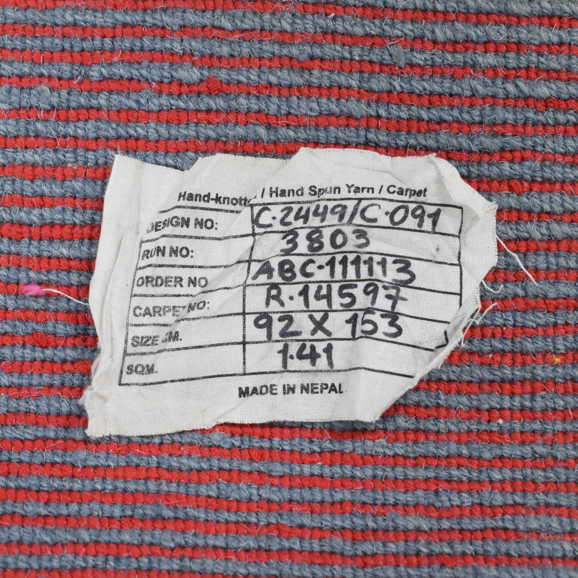 ABC Carpet & Home Custom Area Rug sale