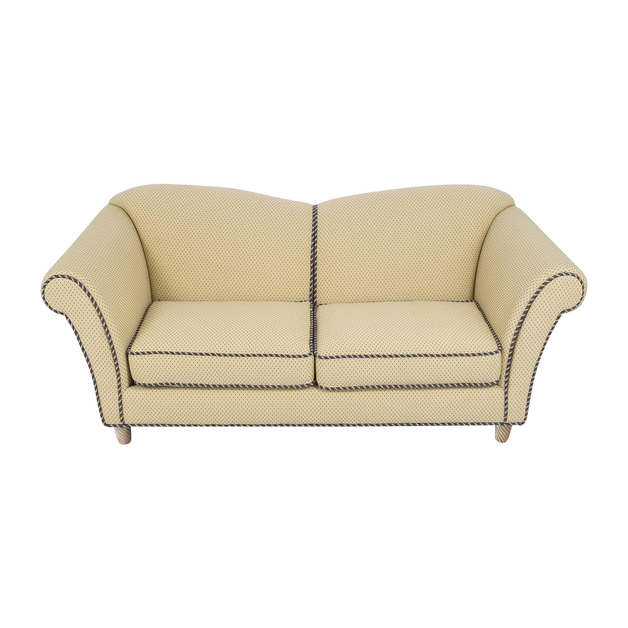 Kravet Custom Two Cushion Sofa Kravet