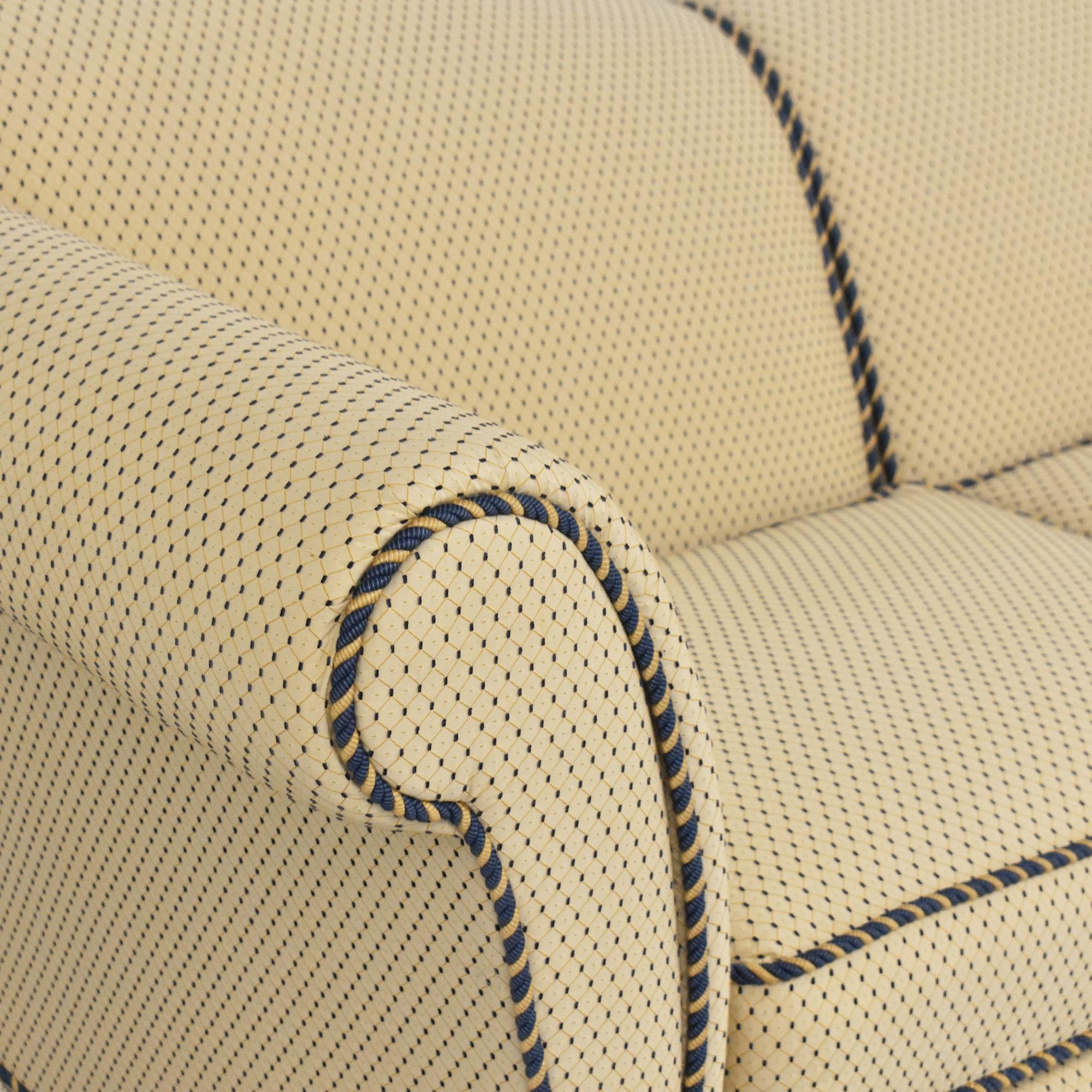 shop Kravet Kravet Custom Two Cushion Sofa online
