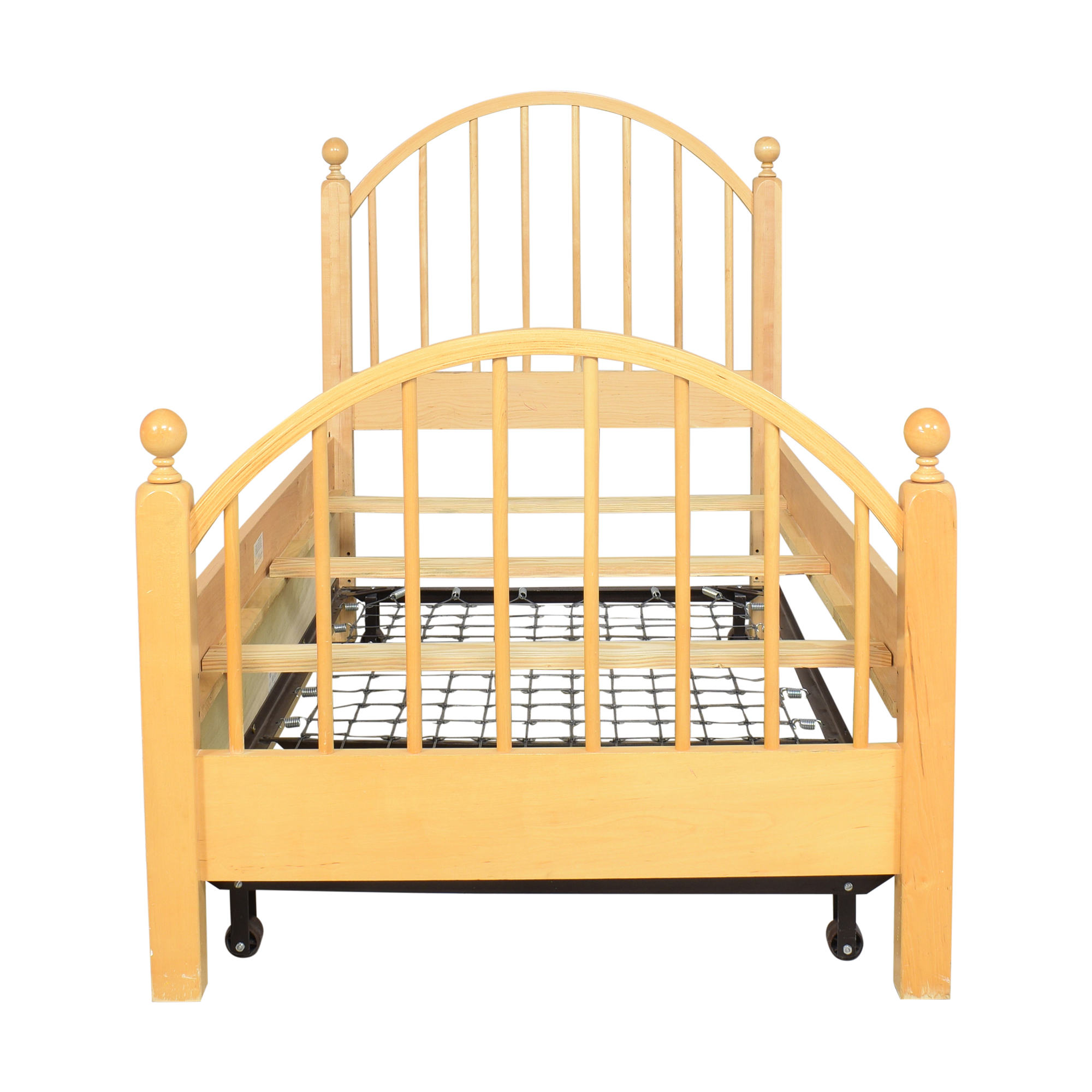 shop Stanley Furniture Twin Trundle Bed Stanley Furniture Beds