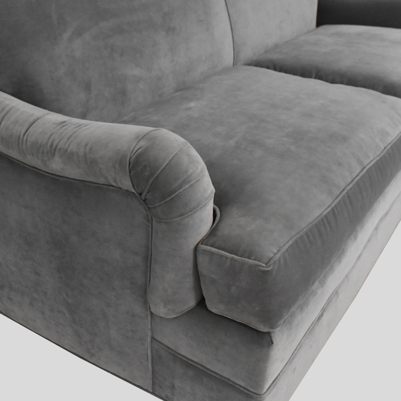 shop Kravet Lehigh Two Cushion Sofa Kravet Classic Sofas