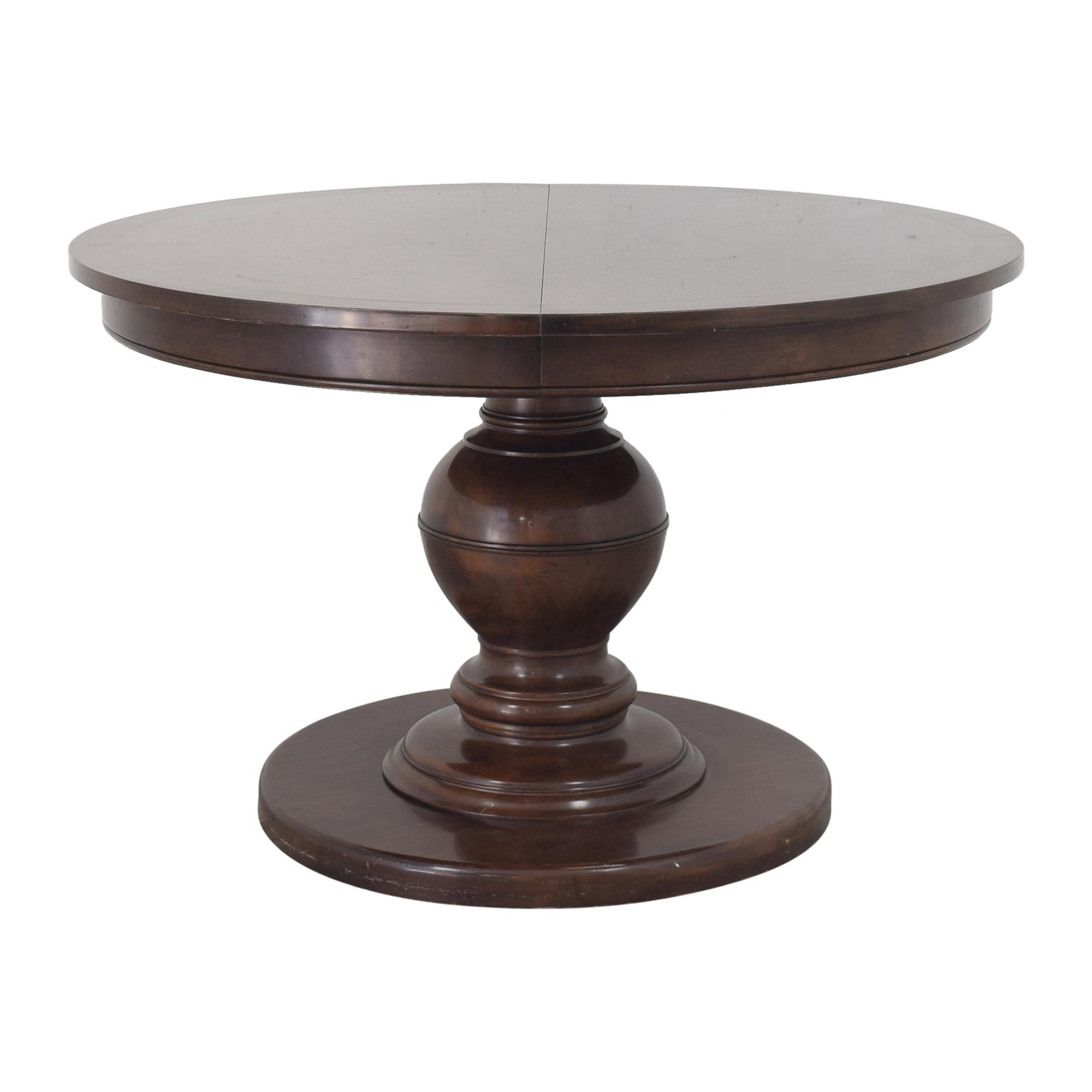 Kravet Kravet Grand Pedestal Dining Table dimensions