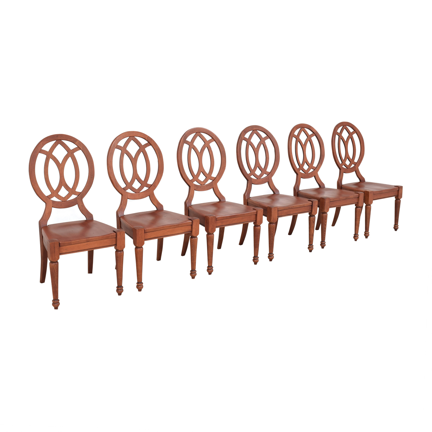 buy Domain Medallion Back Dining Chairs Domain Chairs