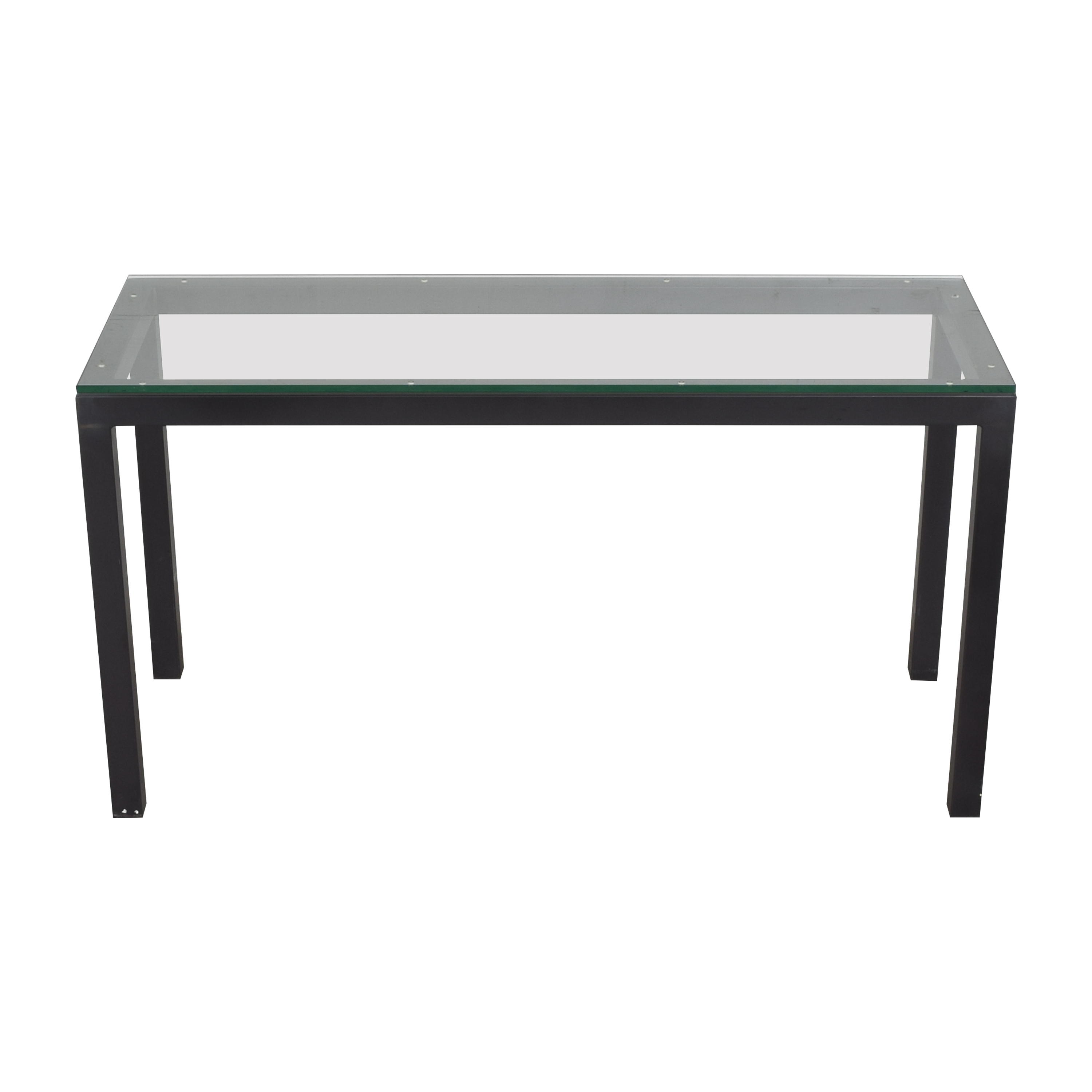 Room & Board Room & Board Parsons Table with Translucent Surface price