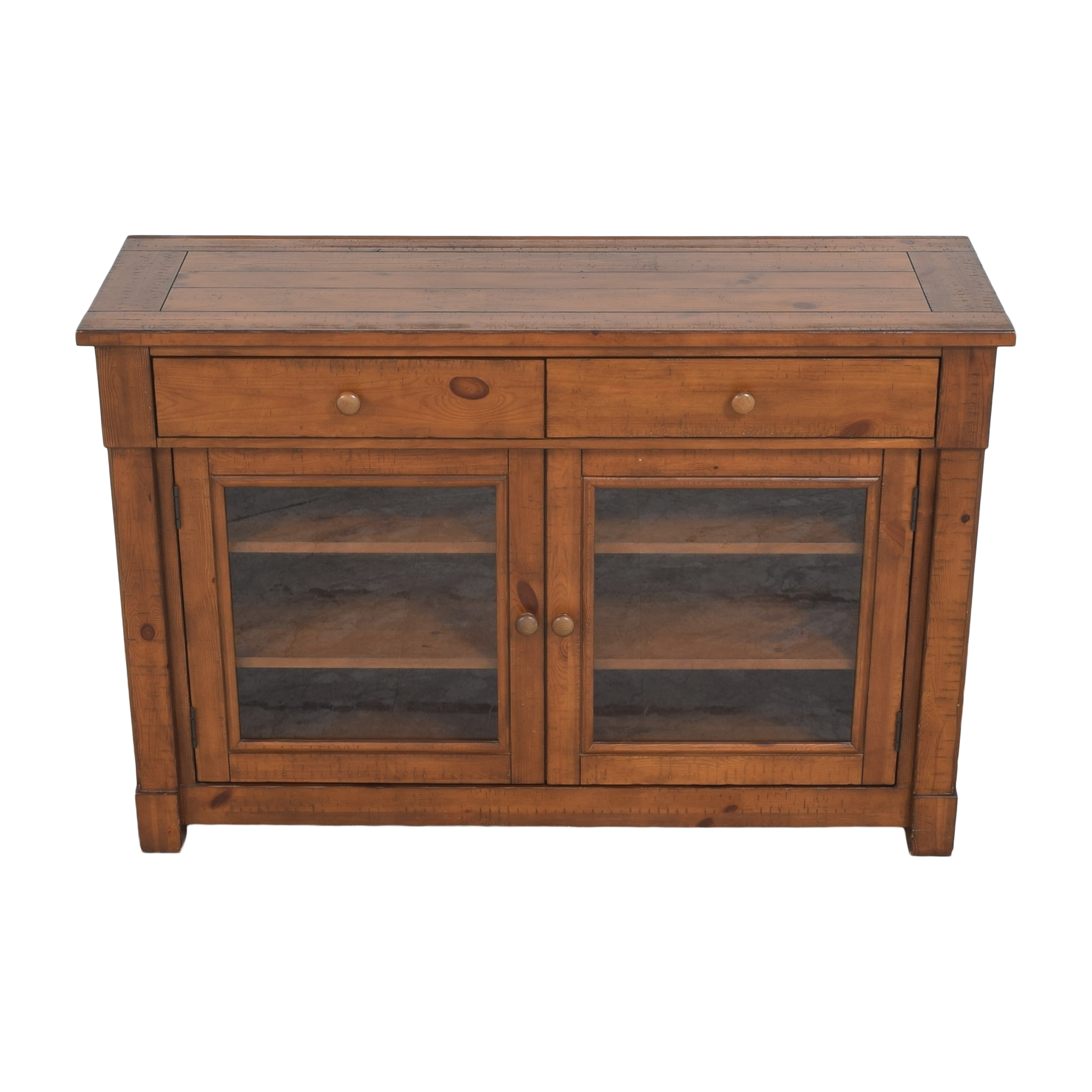 shop Pottery Barn Buffet Sideboard Pottery Barn Cabinets & Sideboards