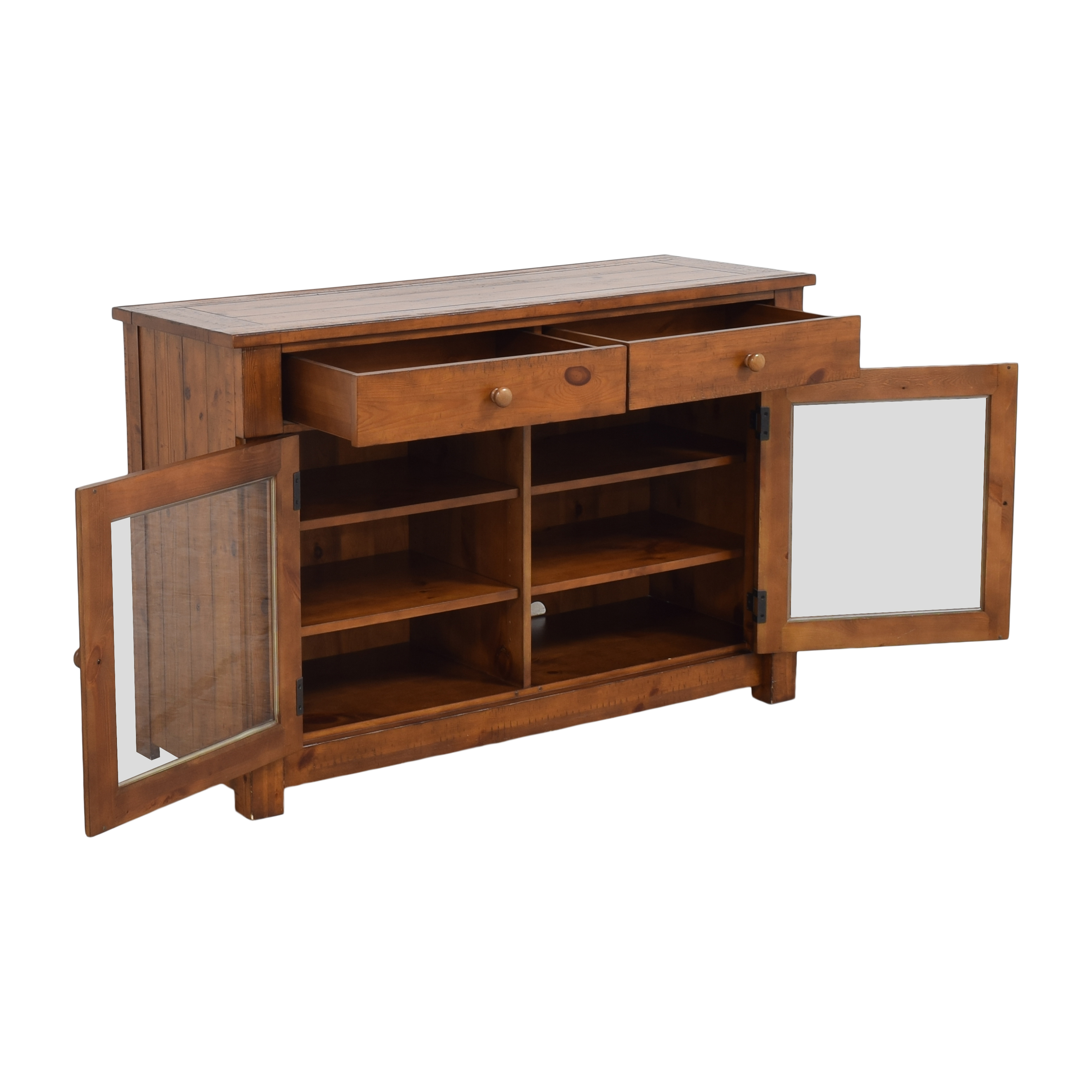 Pottery Barn Pottery Barn Buffet Sideboard second hand