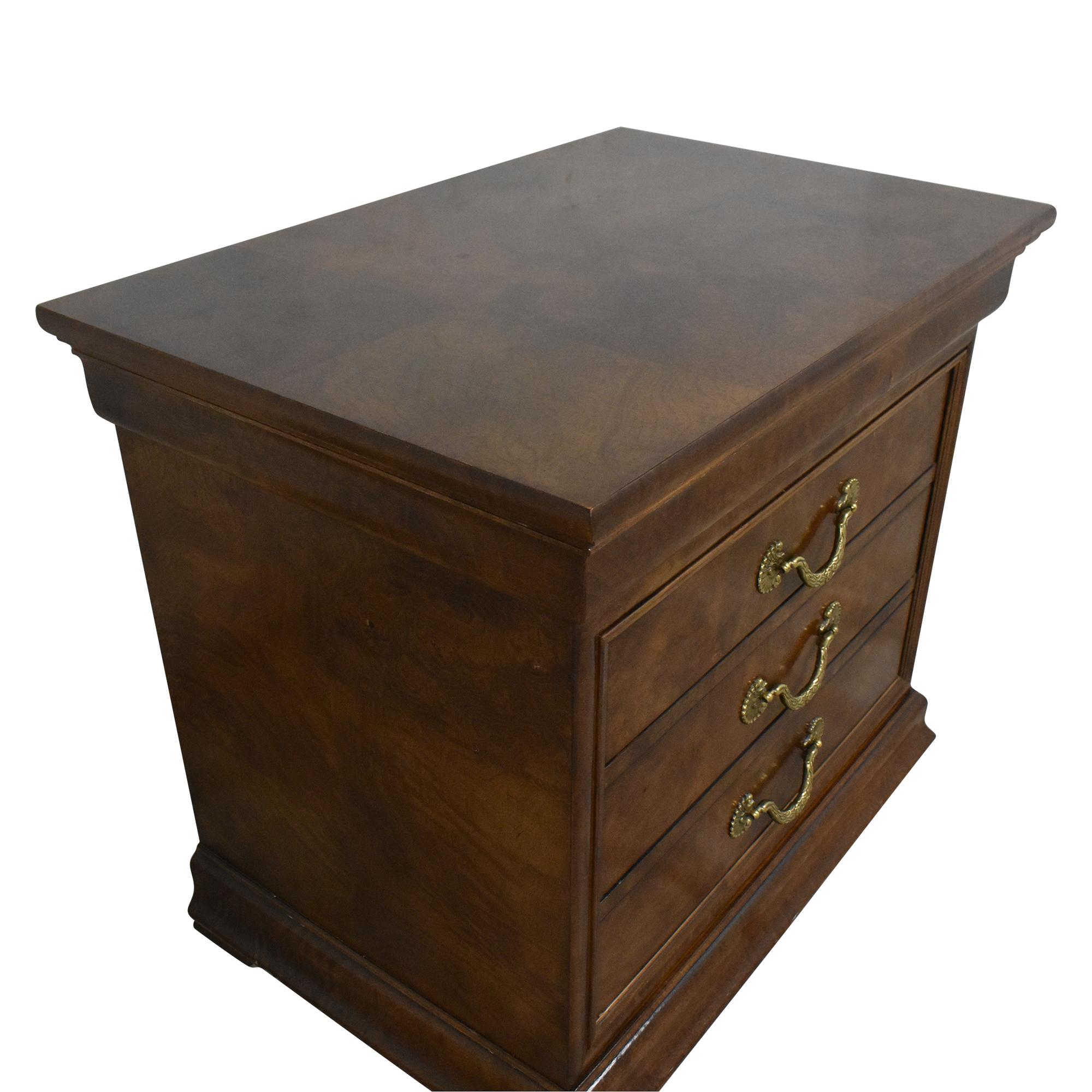 Henredon Furniture Henredon Furniture Charles X Collection Nightstand for sale