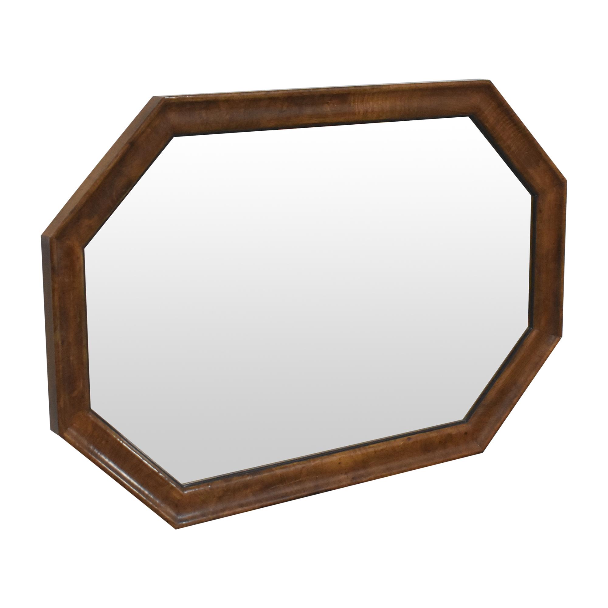 buy Henredon Framed Wall Mirror Henredon Furniture