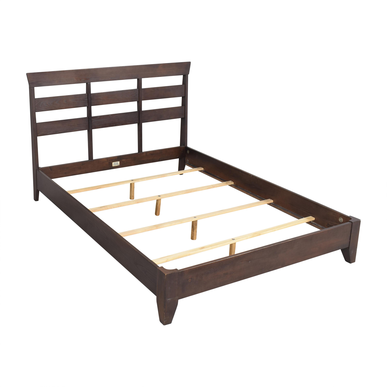 Ethan Allen Ethan Allen Lotus Queen Bed on sale