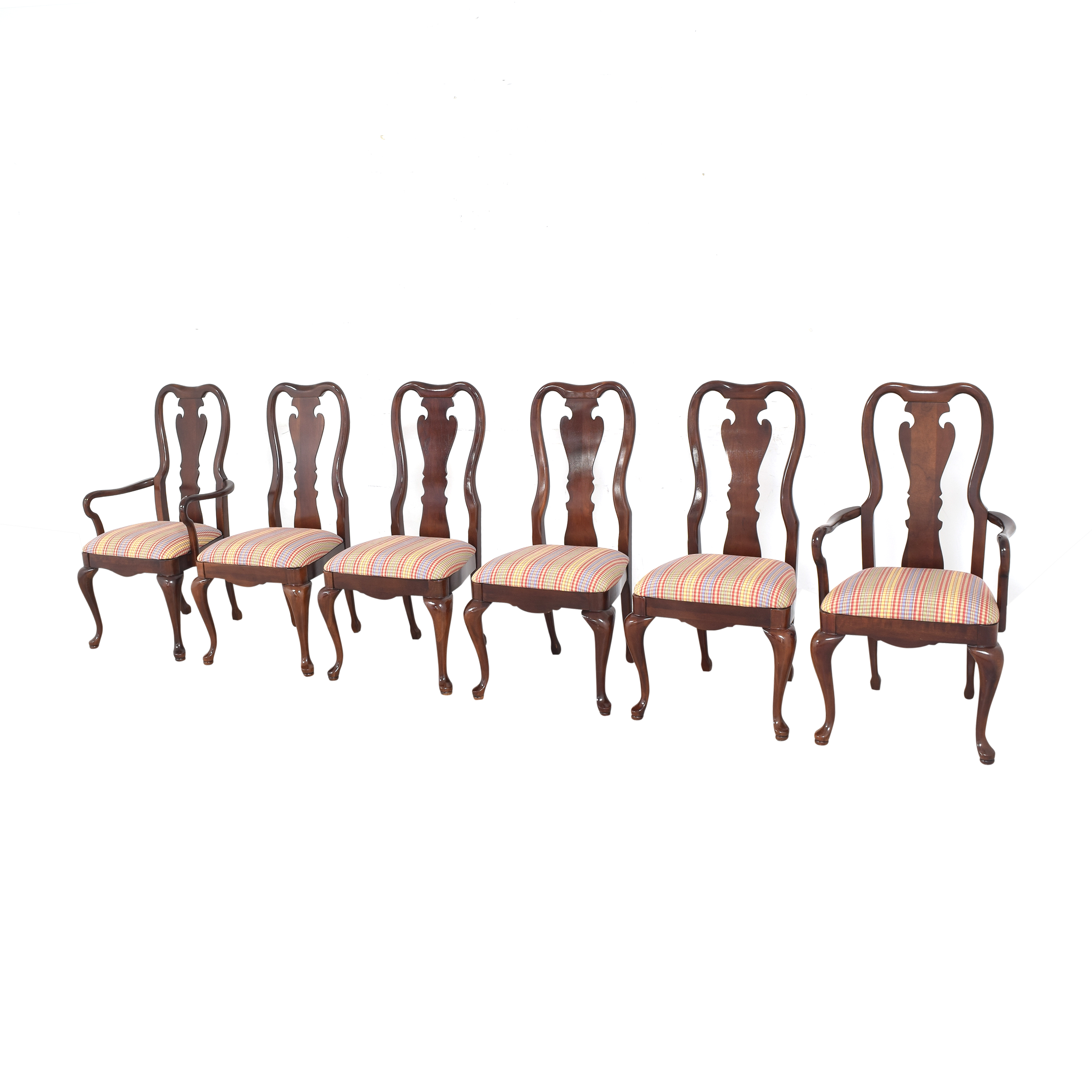 buy Thomasville Queen Anne Dining Chairs Thomasville Dining Chairs