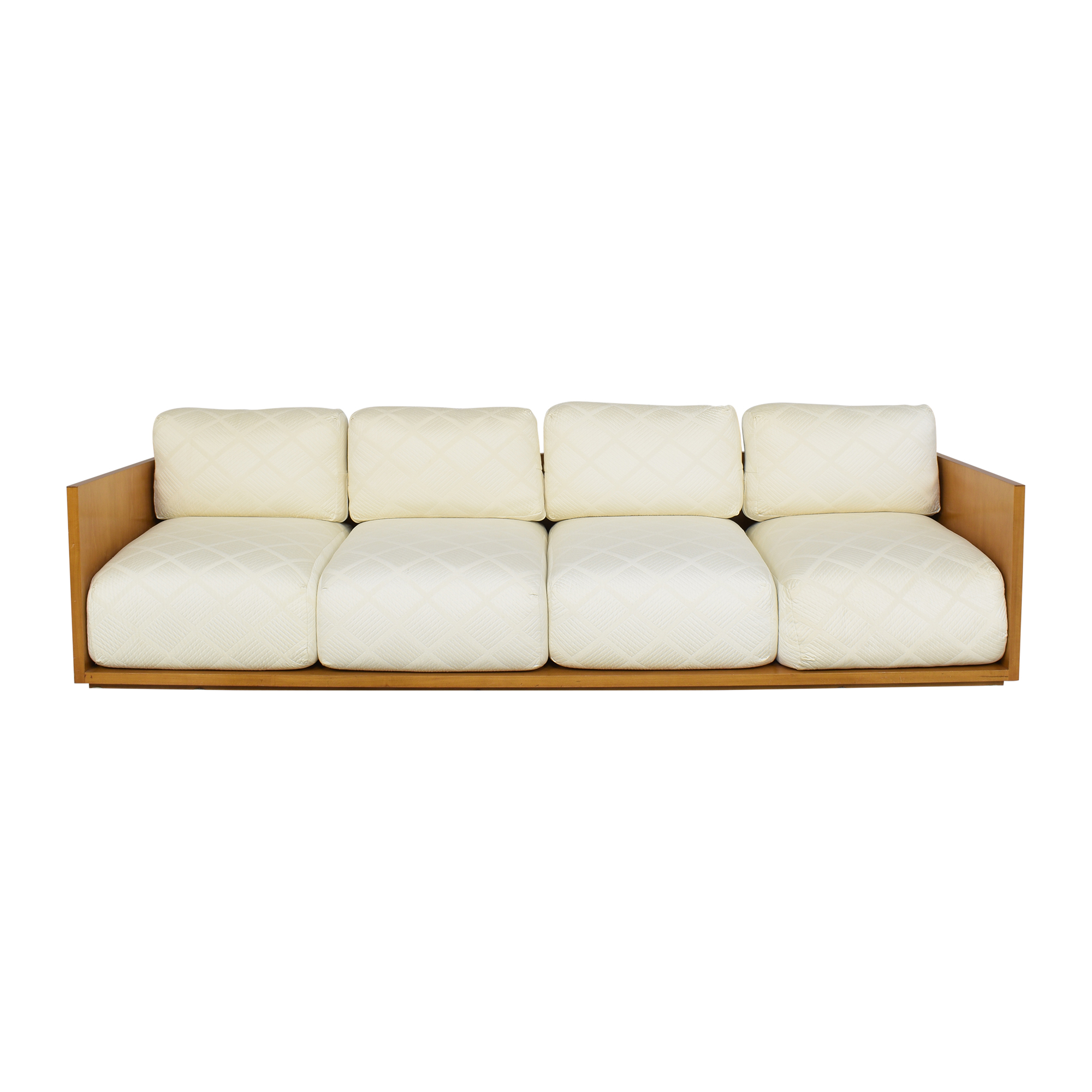 Custom Four Cushion Sofa / Sectionals