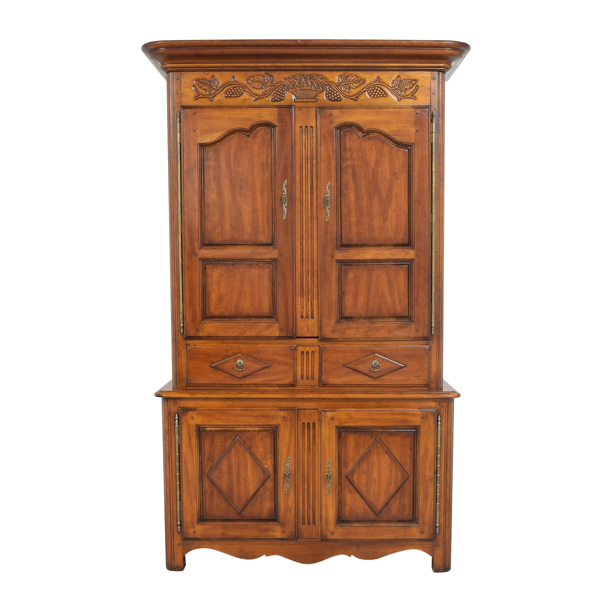 Hickory Chair Hickory Chair French Country Armoire coupon