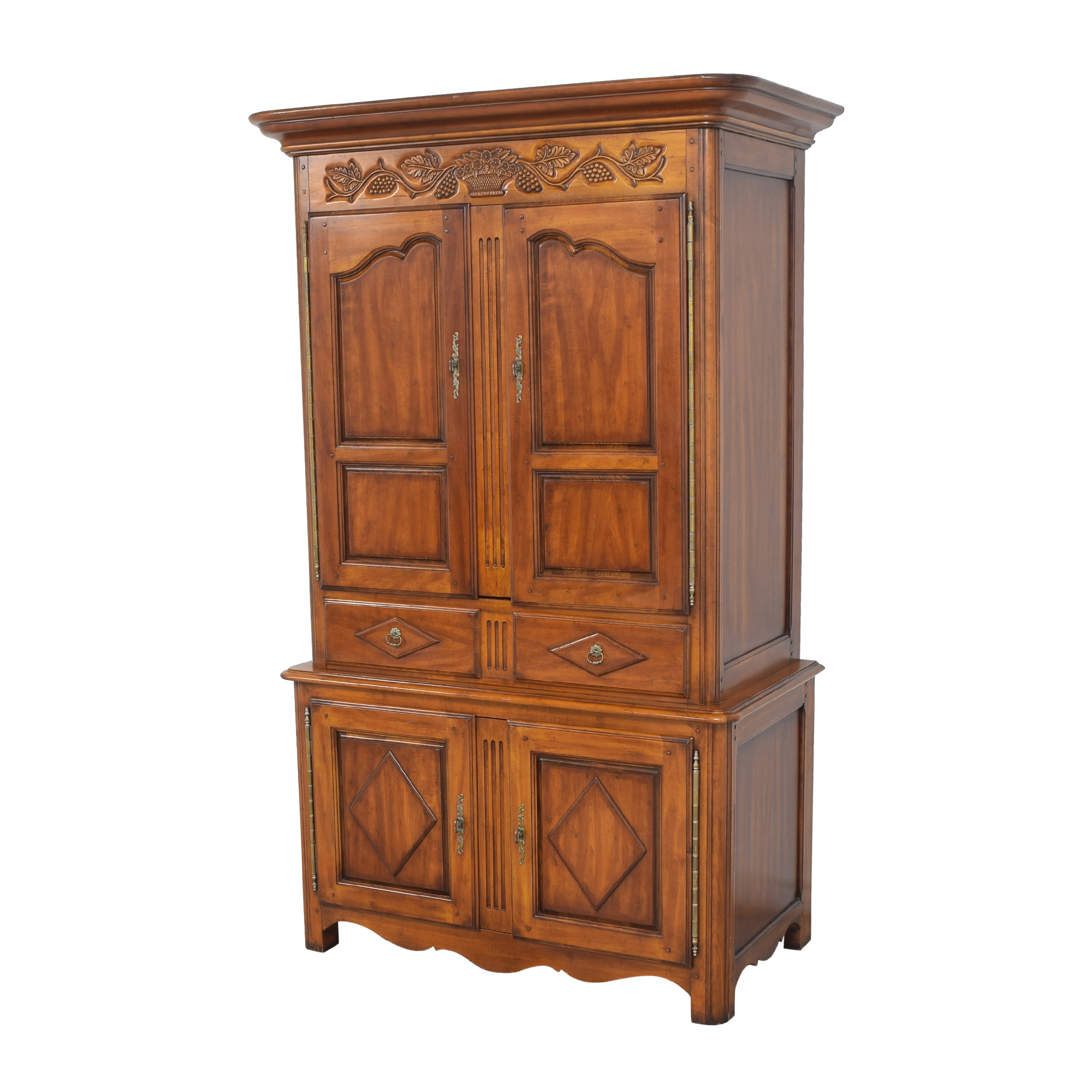 Hickory Chair French Country Armoire sale