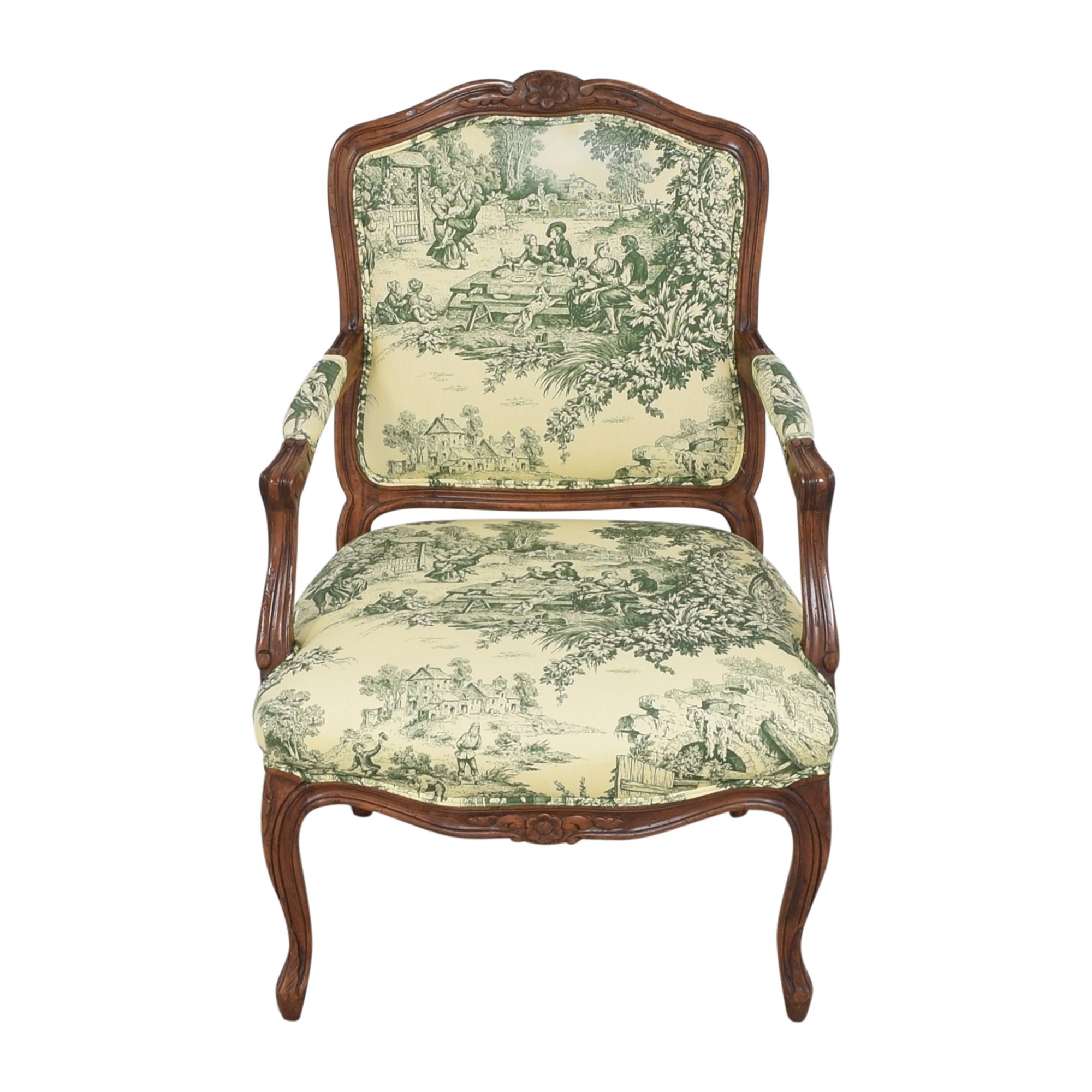 Fremarc Designs Fremarc Designs Upholstered Arm Chair pa