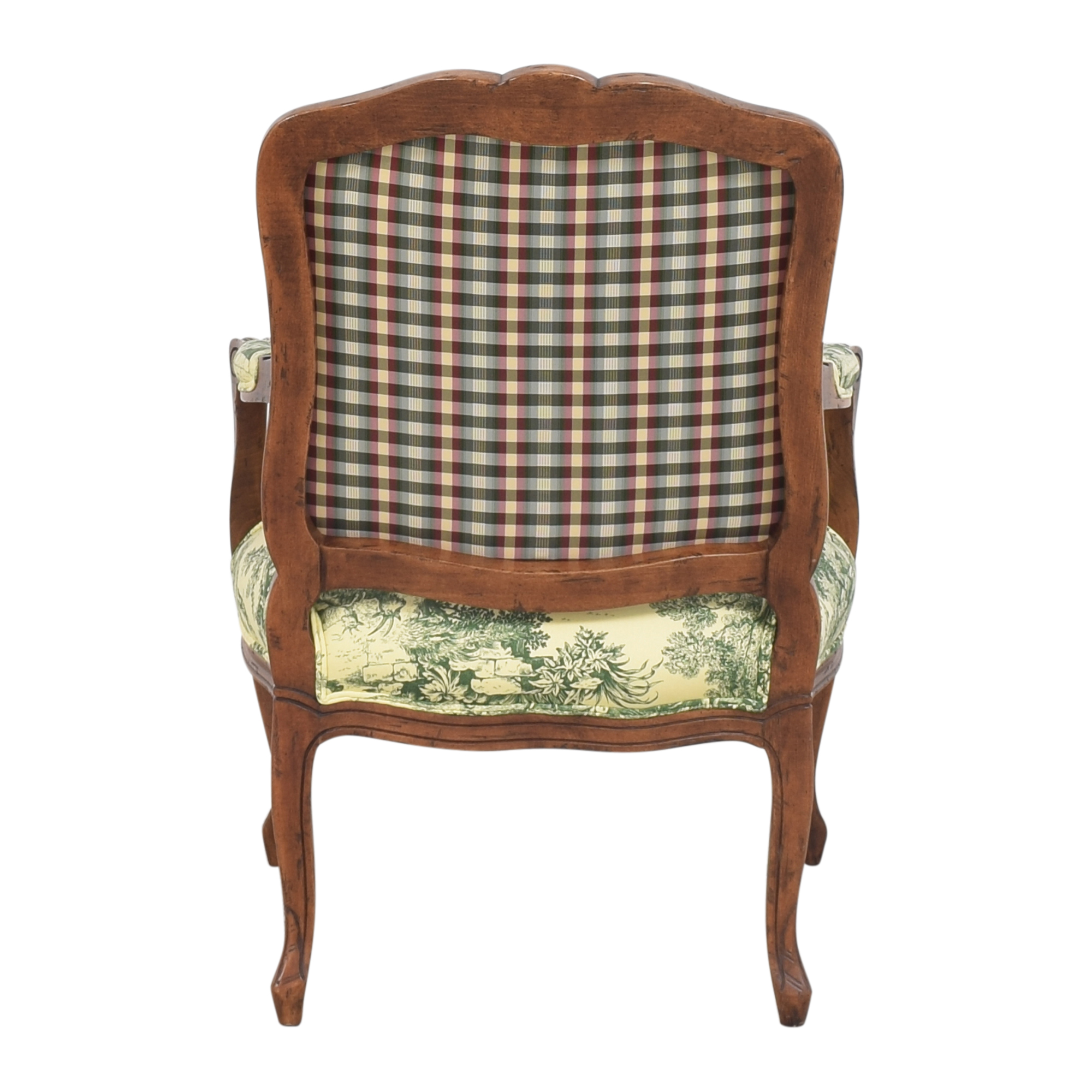 Fremarc Designs Fremarc Designs Upholstered Arm Chair Chairs
