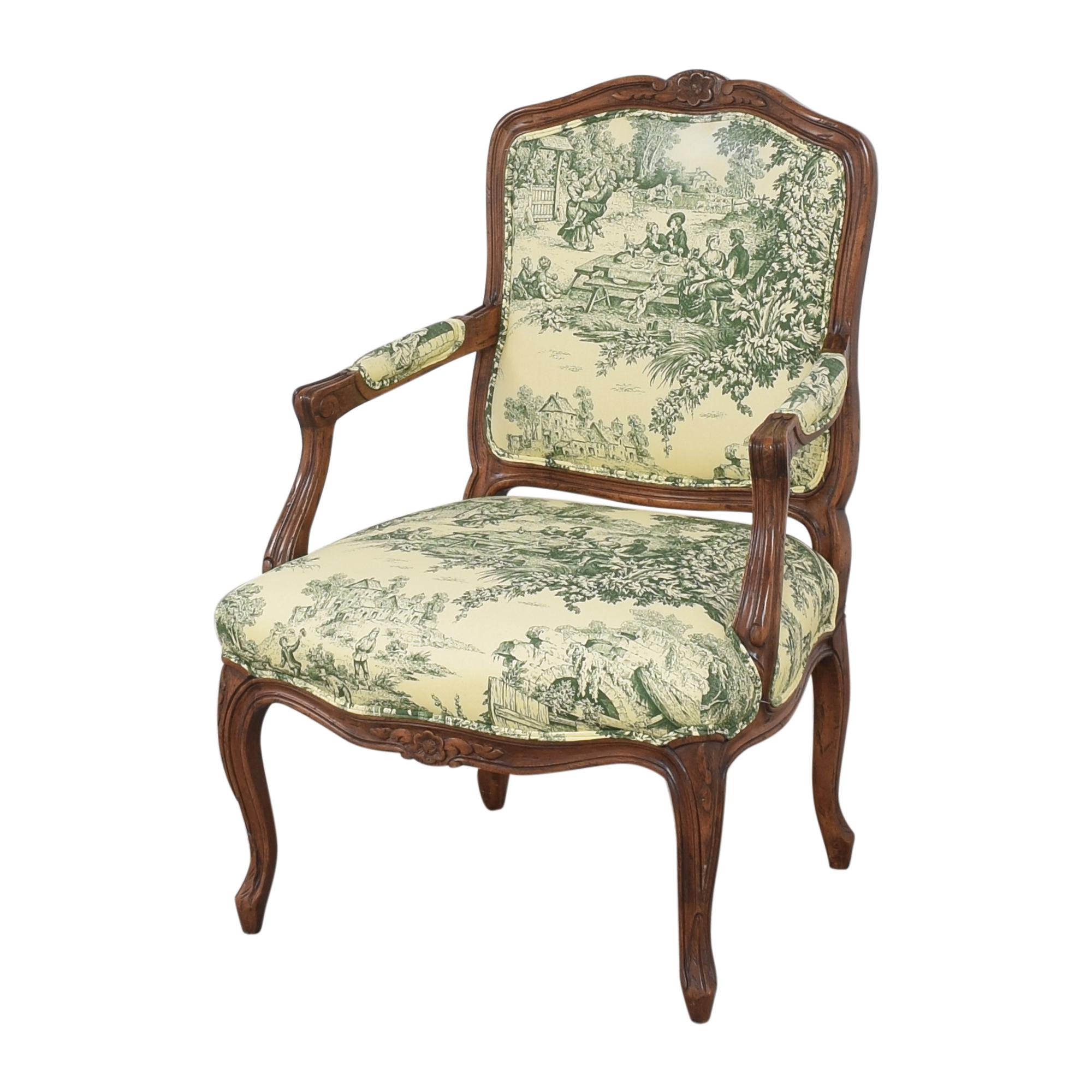 Fremarc Designs Fremarc Designs Upholstered Arm Chair used