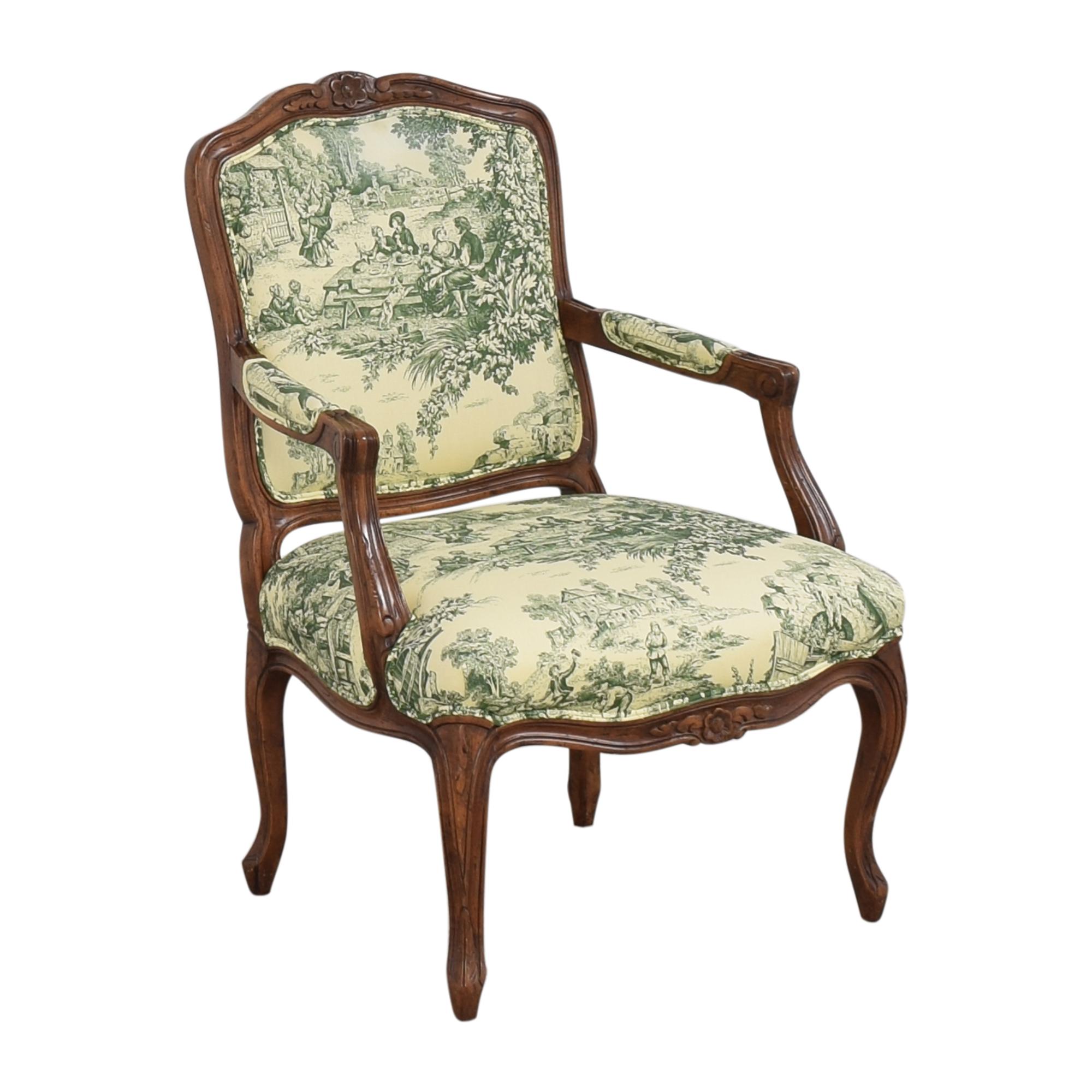 Fremarc Designs Fremarc Designs Upholstered Arm Chair on sale