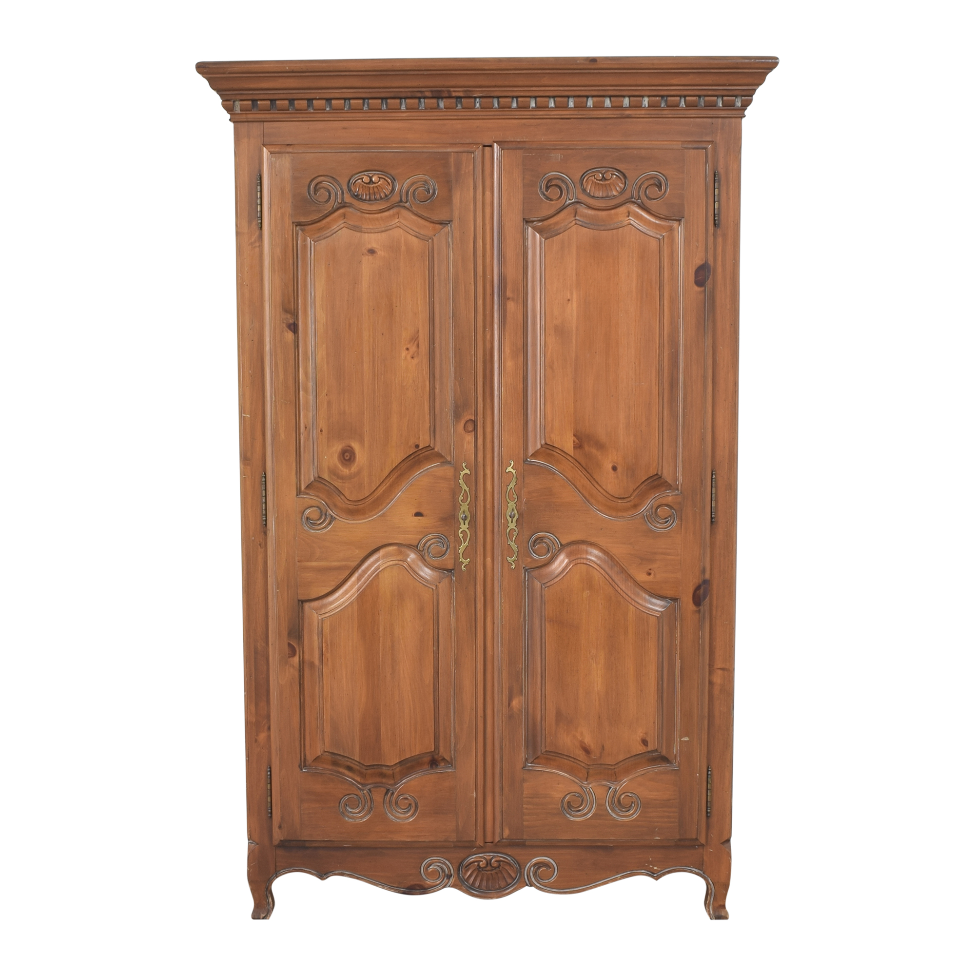 Ethan Allen Ethan Allen Five Drawer Armoire discount