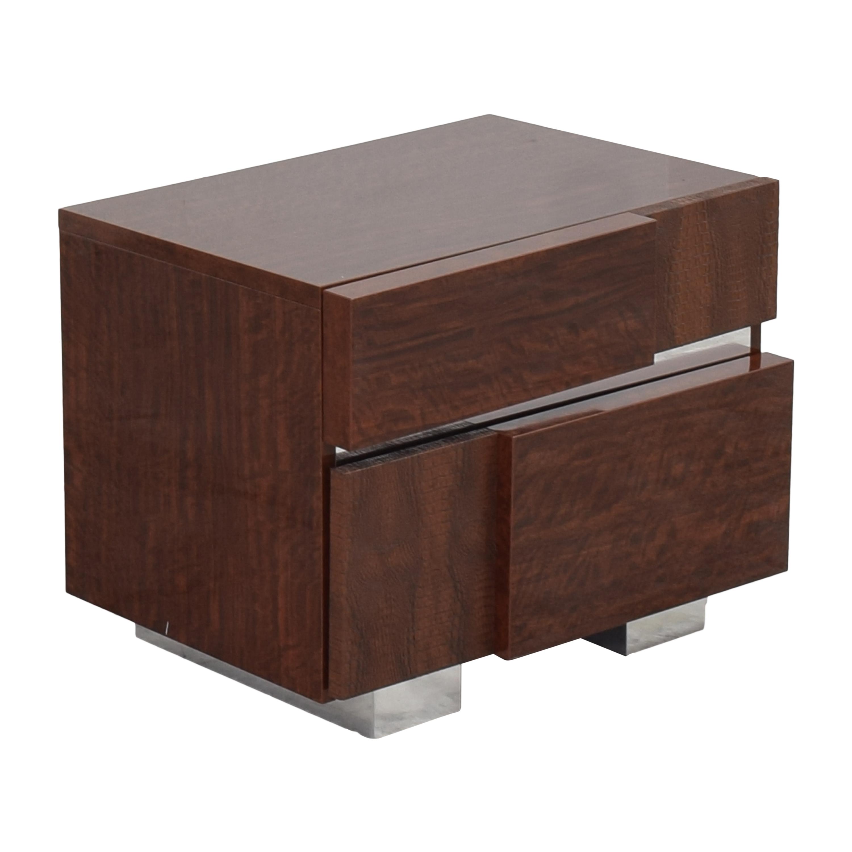buy StatuS Caprice Nightstand StatuS Tables