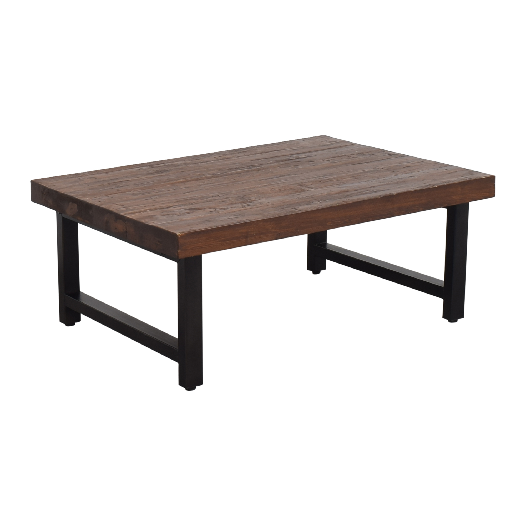 Pottery Barn Pottery Barn Griffin Reclaimed Coffee Table second hand