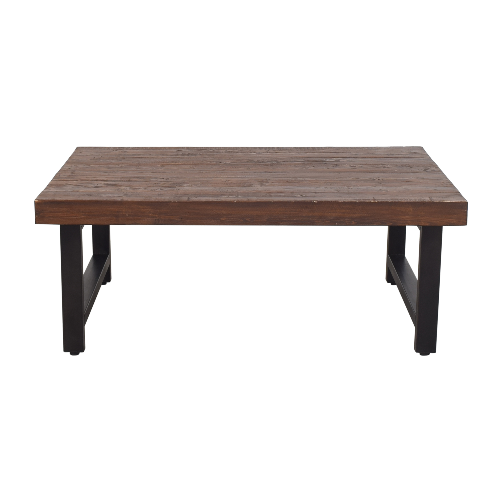 shop Pottery Barn Griffin Reclaimed Coffee Table Pottery Barn Coffee Tables