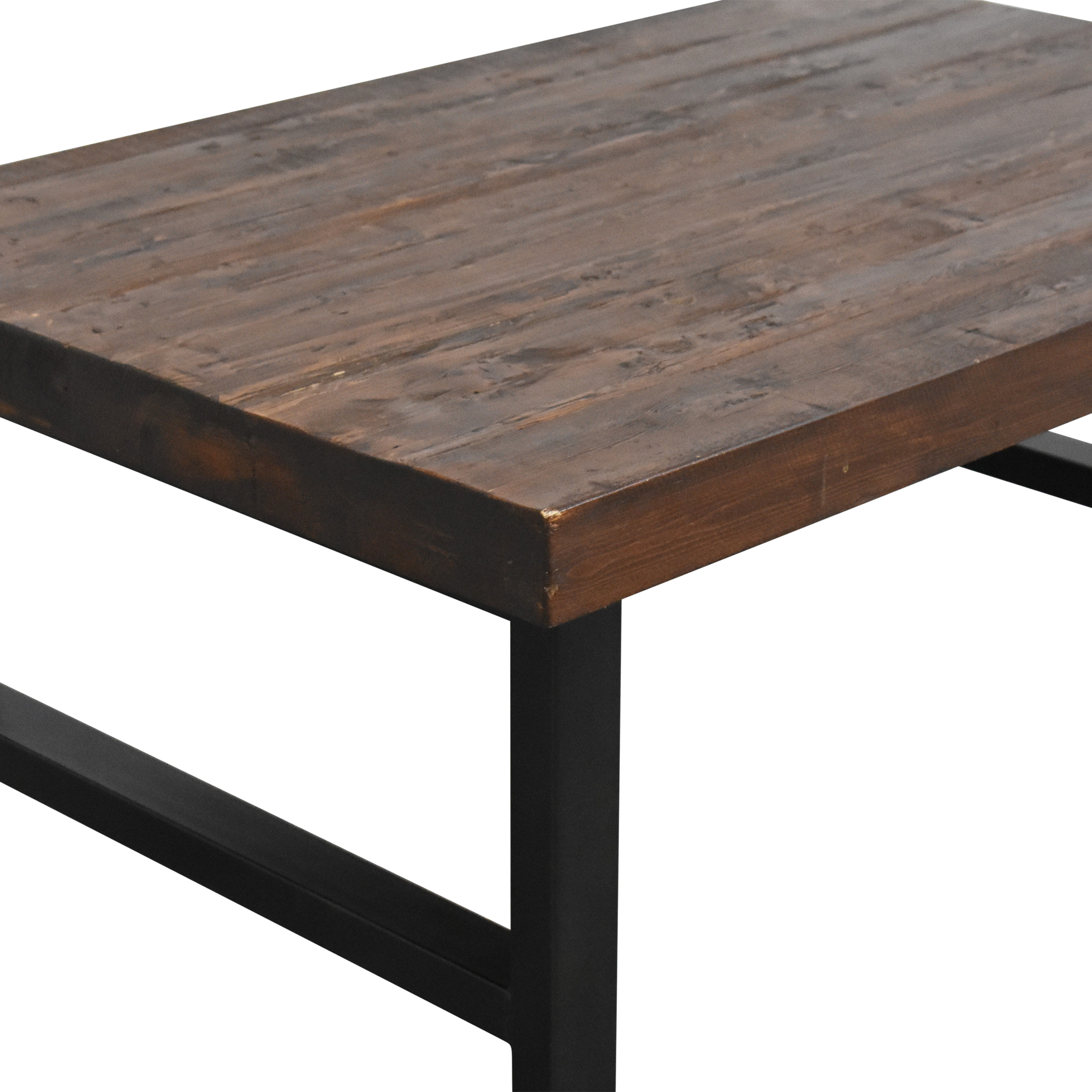 Pottery Barn Pottery Barn Griffin Reclaimed Coffee Table nyc