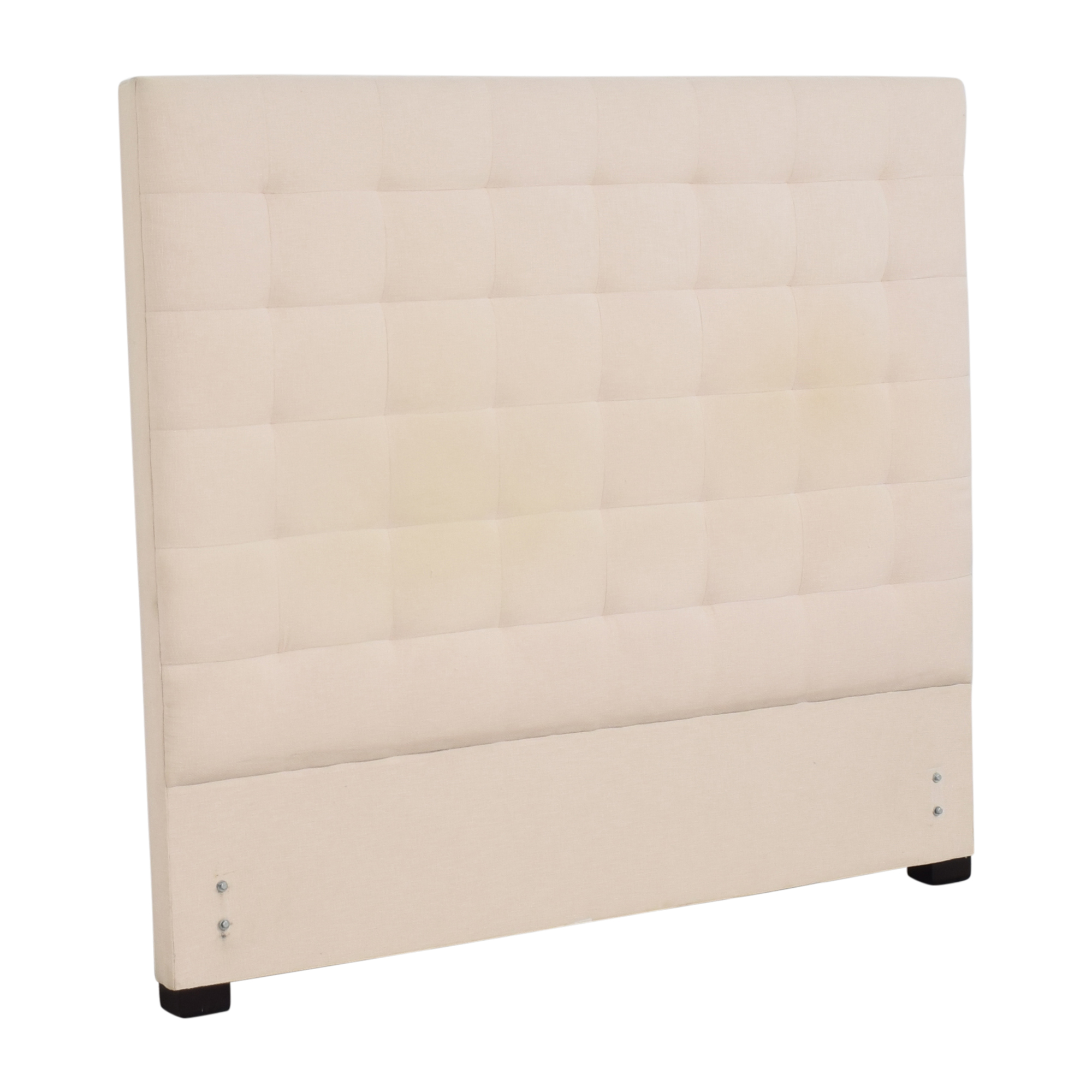 Bernhardt Tufted Queen Headboard Bernhardt