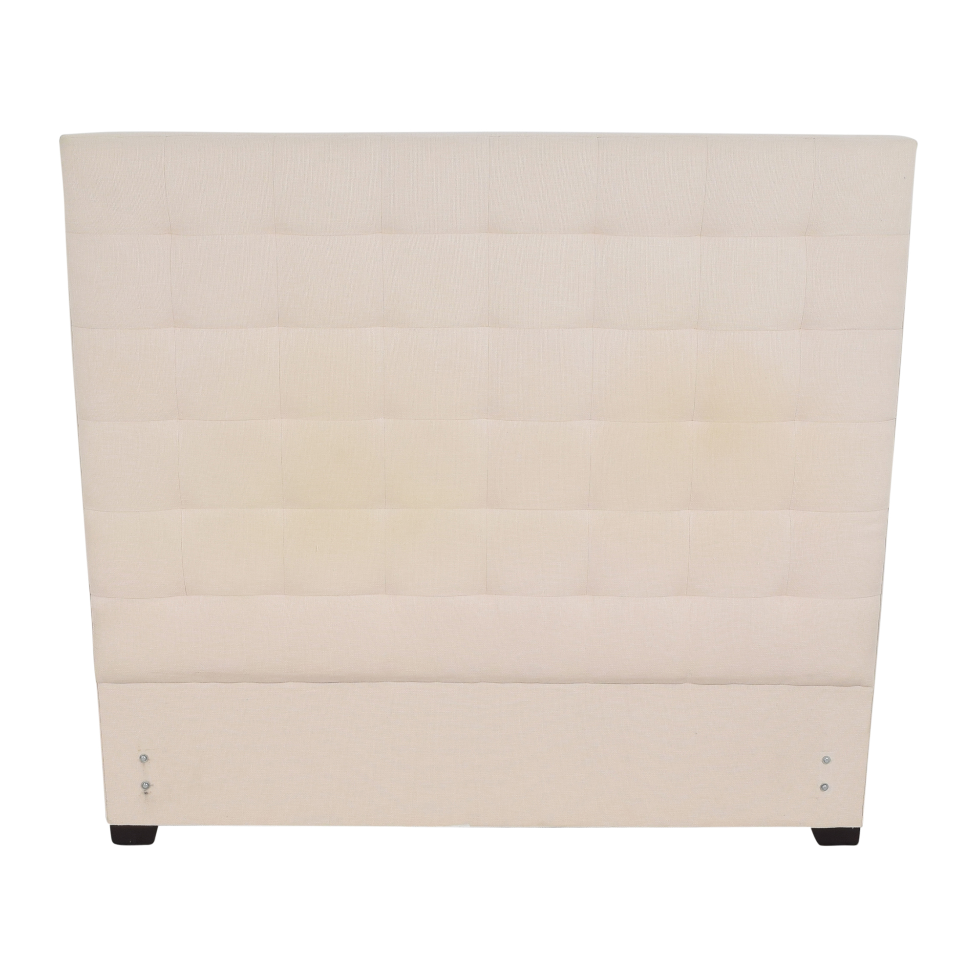 Bernhardt Bernhardt Tufted Queen Headboard second hand