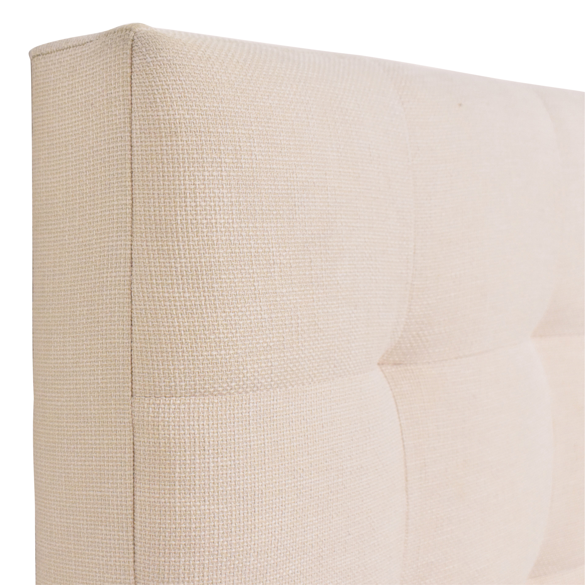 Bernhardt Tufted Queen Headboard sale