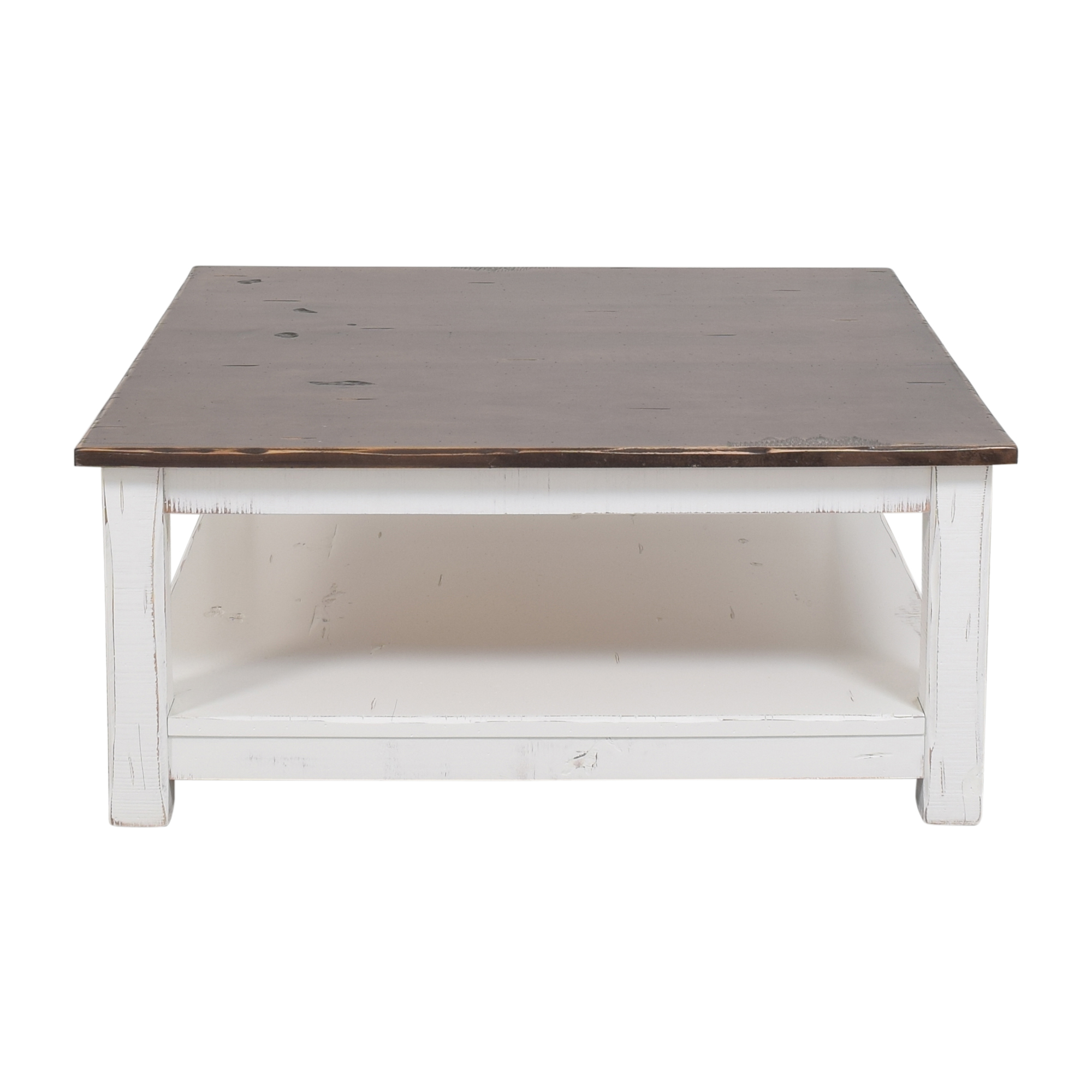 Canadel Canadel Champlain Living Collection Square Coffee Table pa