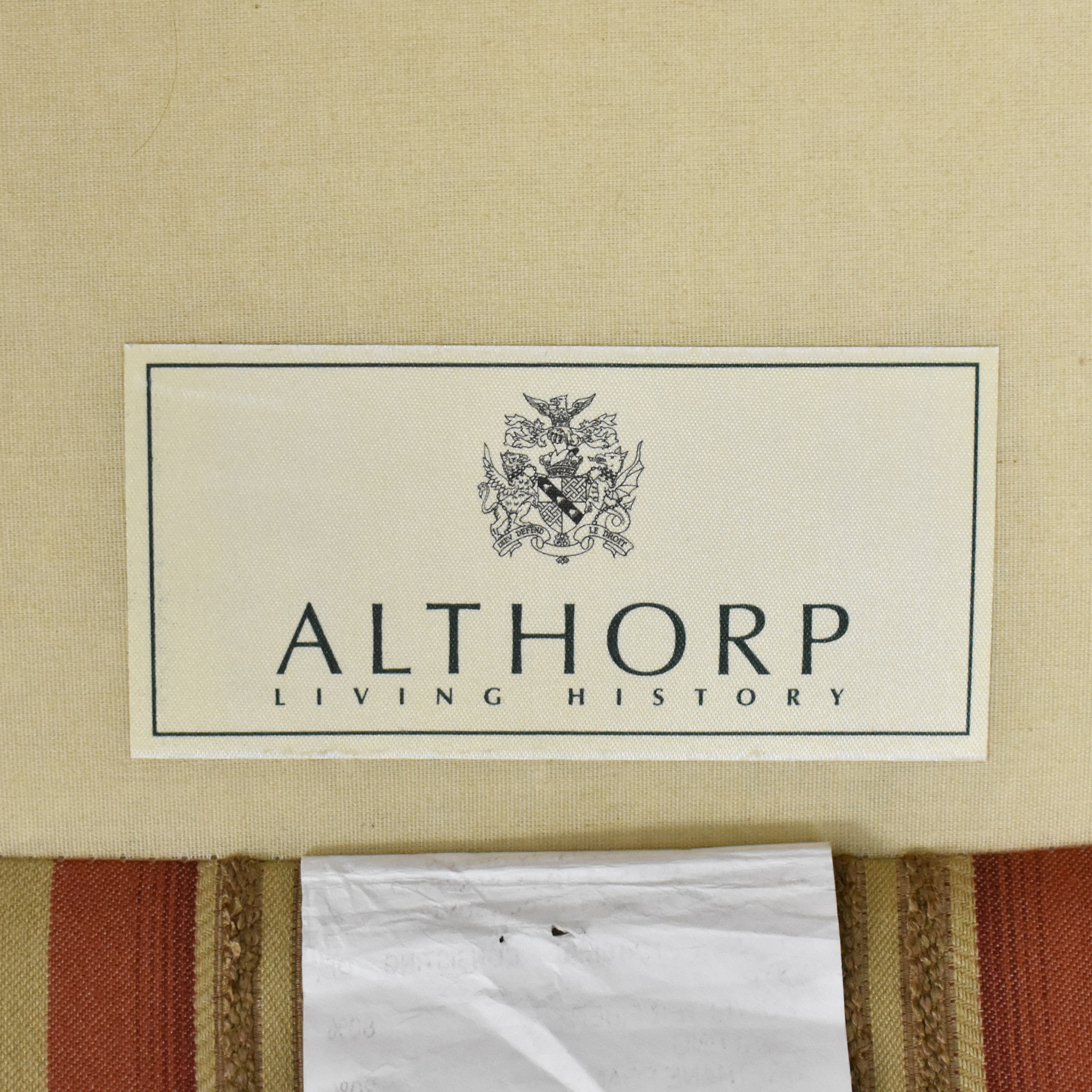 shop Theodore Alexander Althorp Living History Accent Chair Theodore Alexander