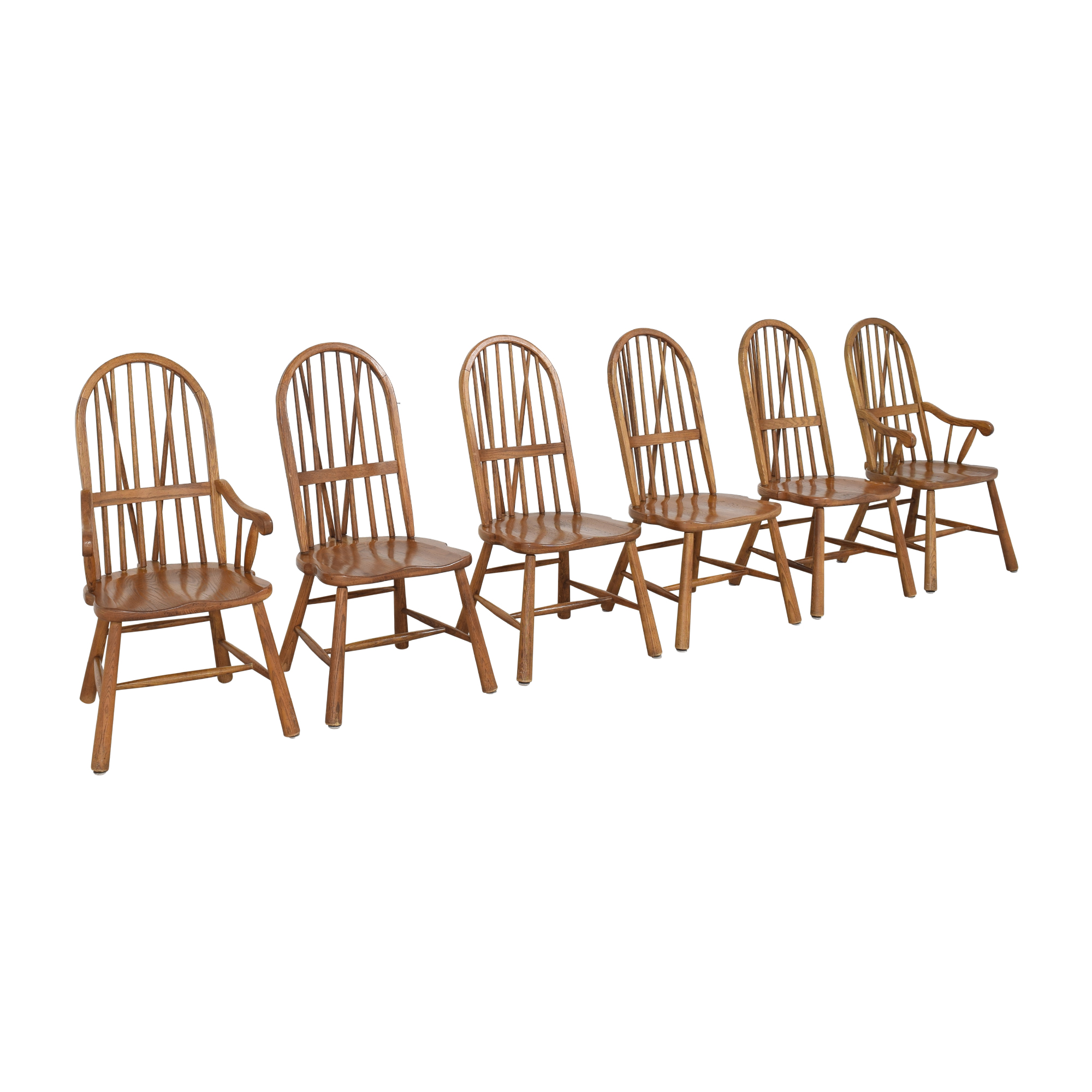 Windsor-Style Dining Chairs nyc