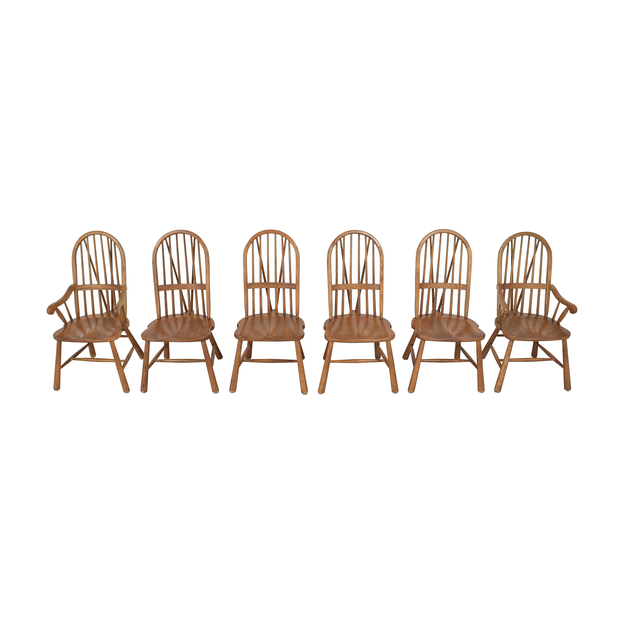 Windsor-Style Dining Chairs on sale