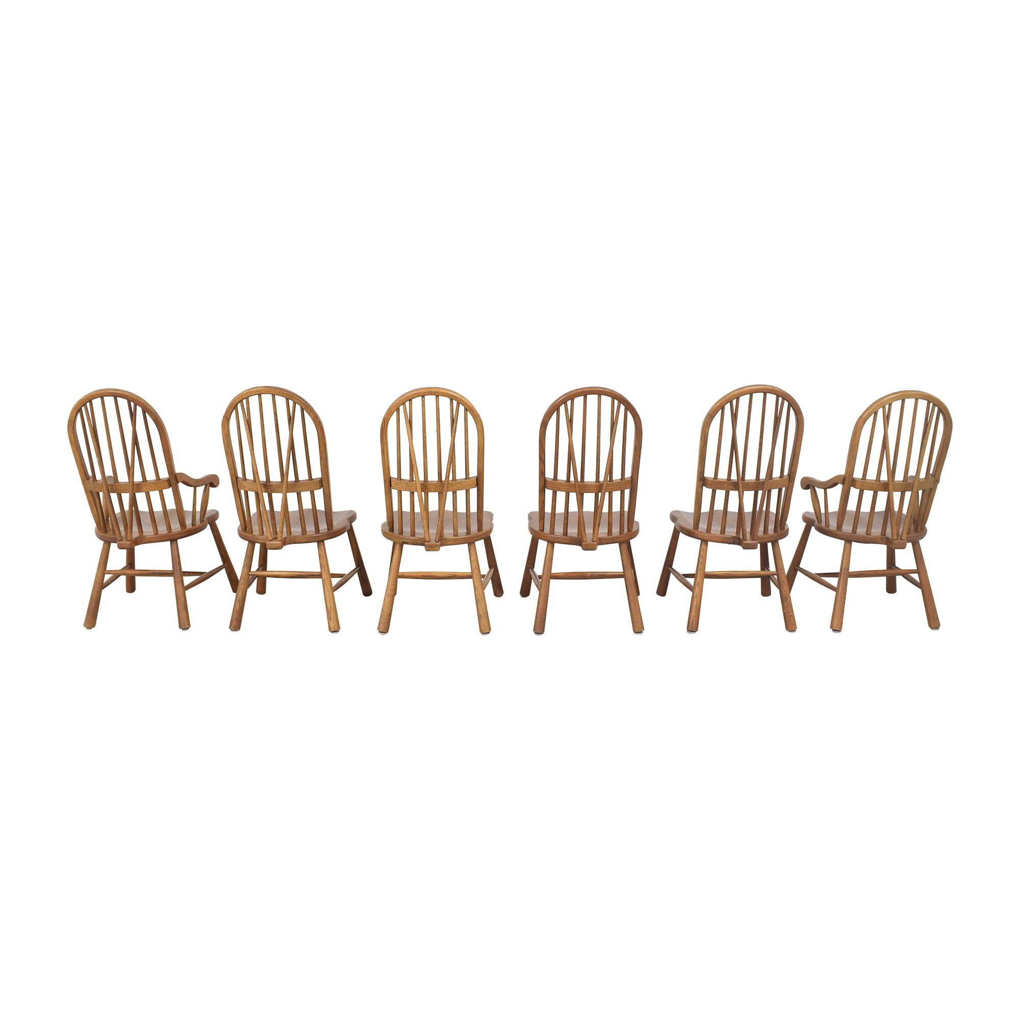 Windsor-Style Dining Chairs Dining Chairs