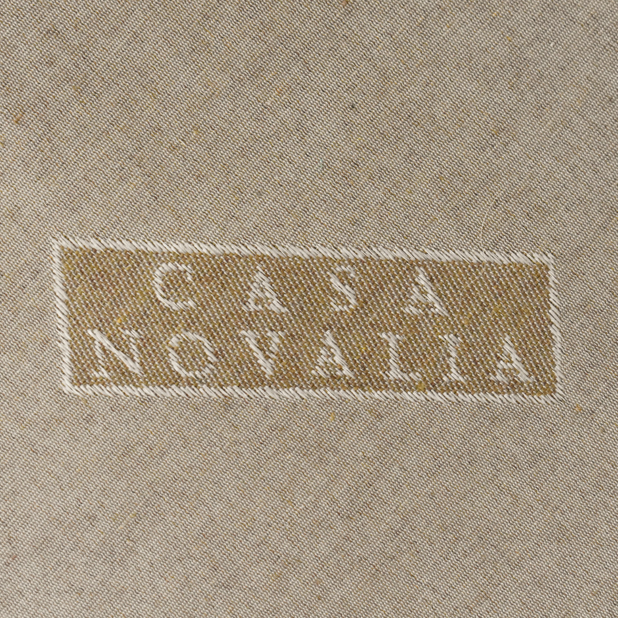 Casa Novalia Casa Novalia Modern Sectional Sofa white & orange