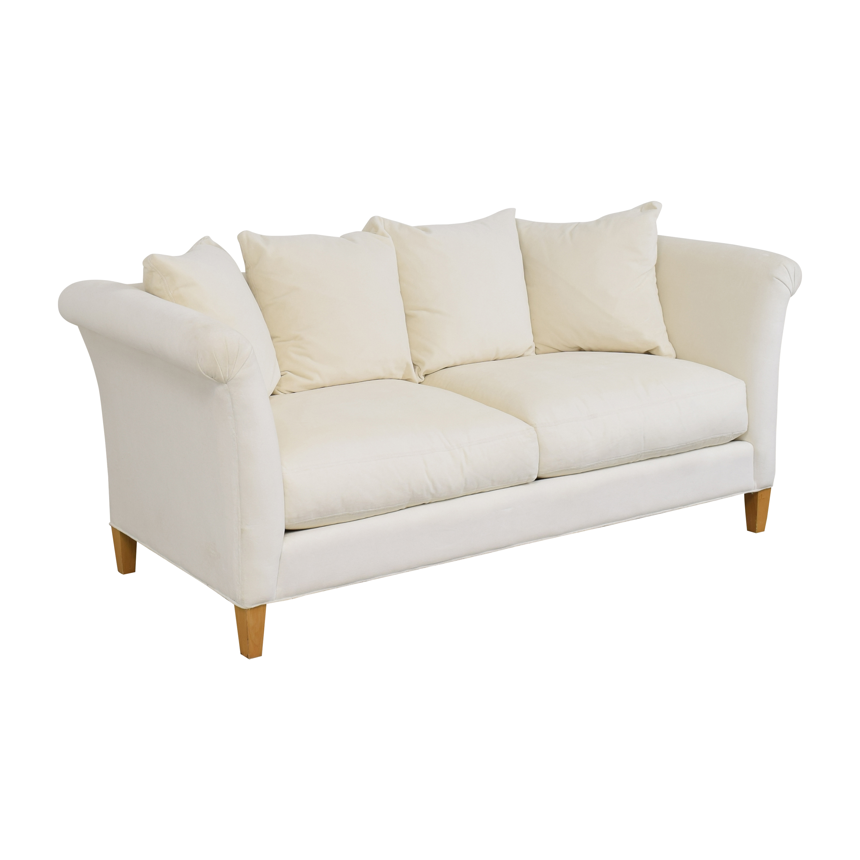 Crate & Barrel Crate & Barrel Flared Arm Sofa