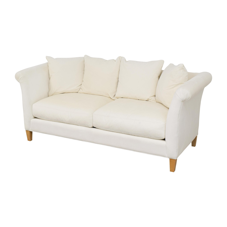 Crate & Barrel Crate & Barrel Flared Arm Sofa nyc