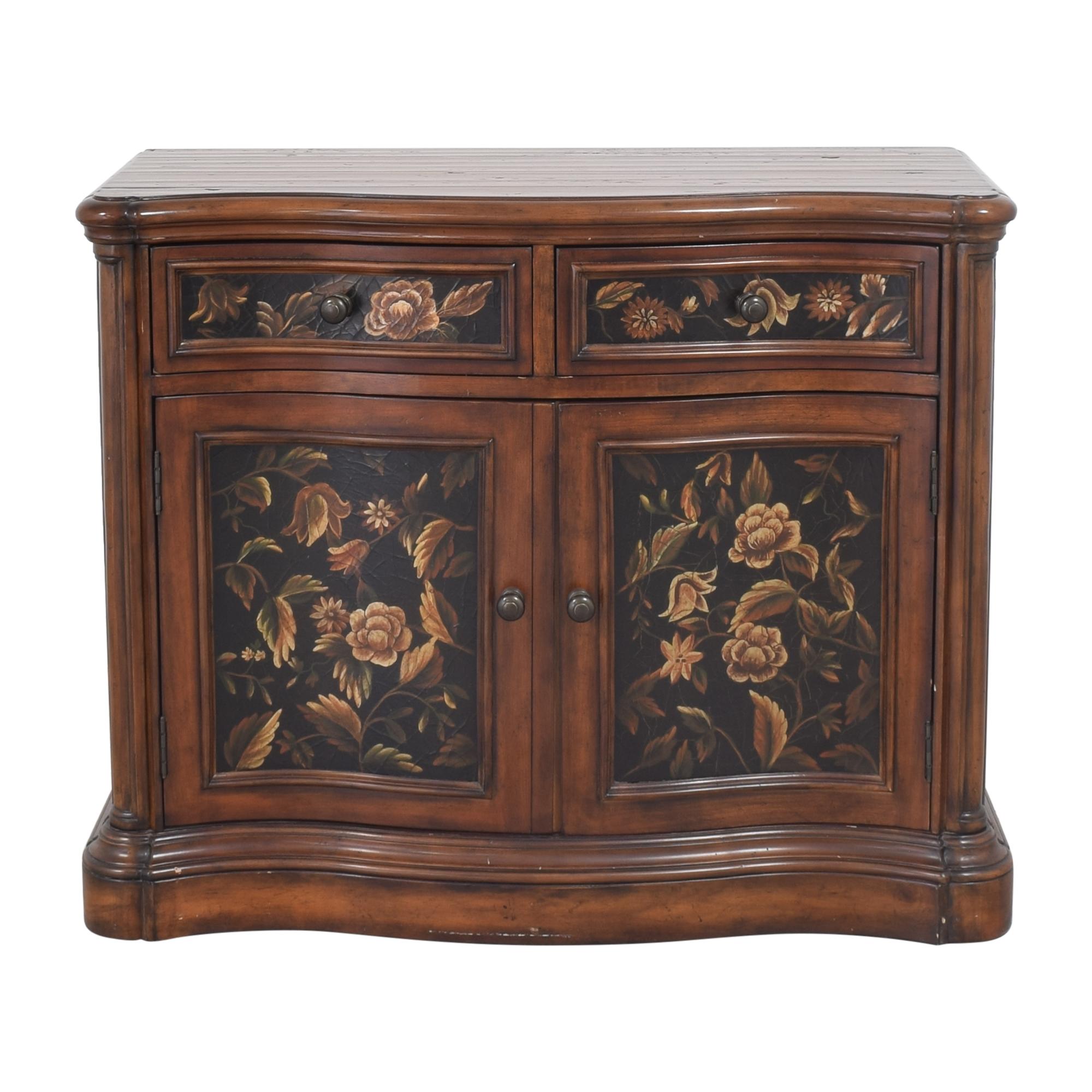 Floral Sideboard Cabinet for sale
