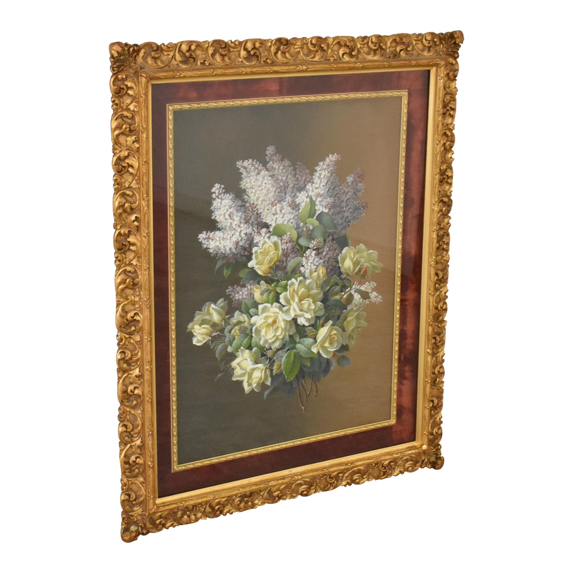 Floral Still Life Wall Art