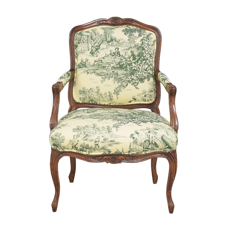 shop Fremarc Designs Fremarc Designs Upholstered Arm Chair online