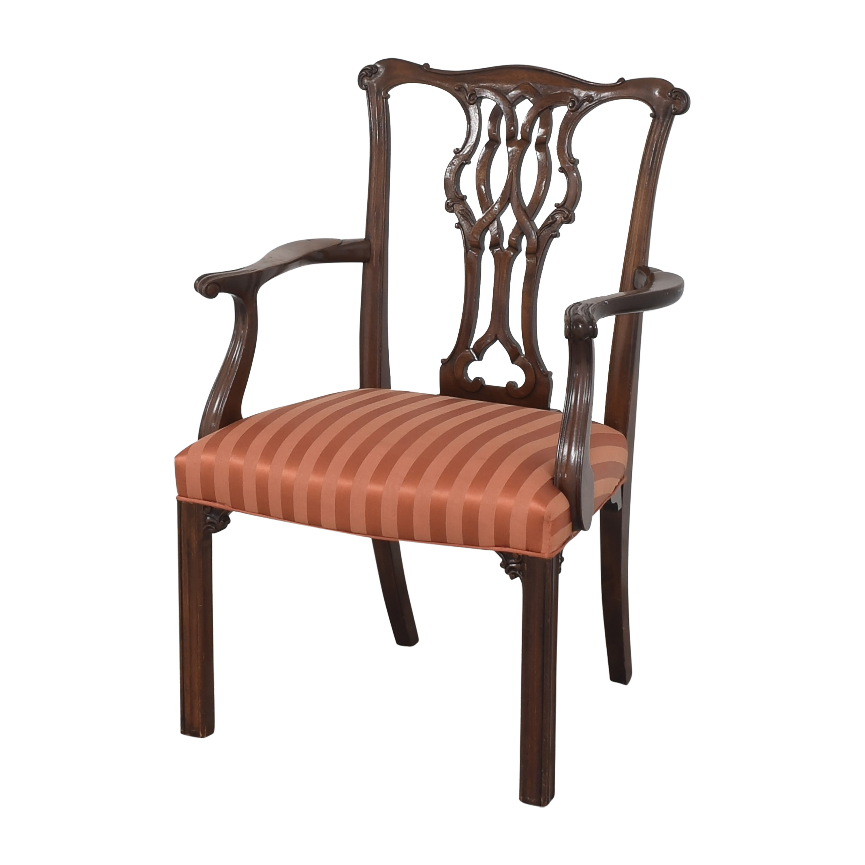 buy Baker Furniture Baker Furniture Chippendale Dining Chairs online