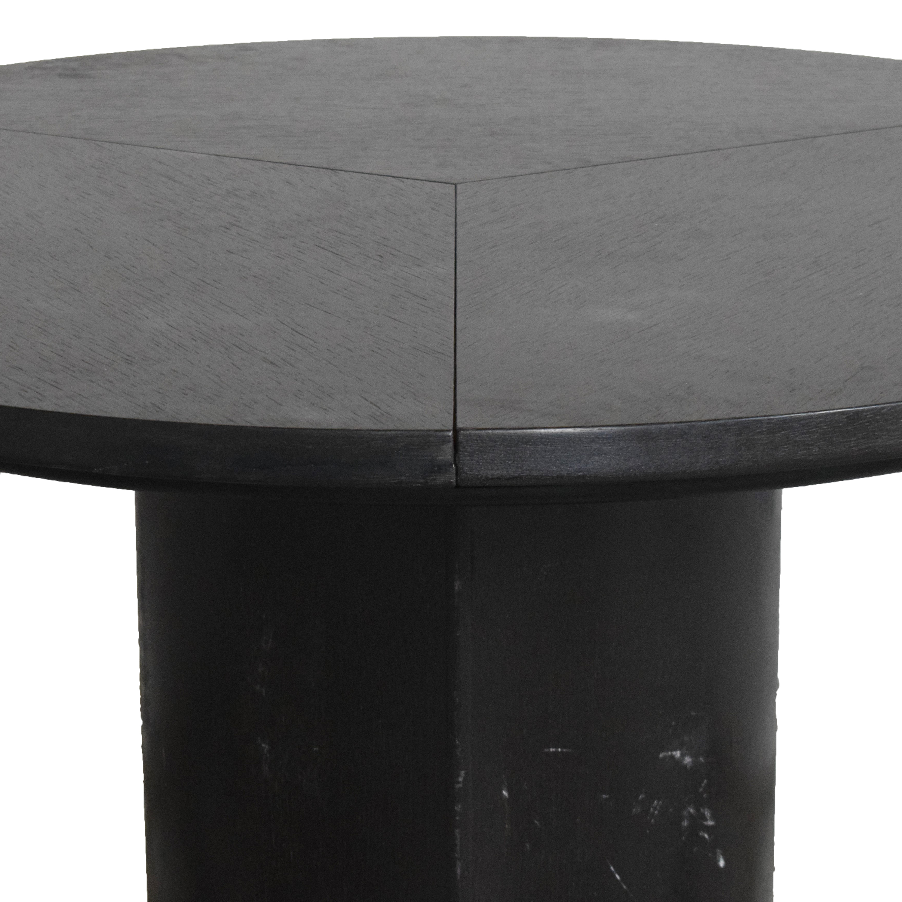 buy Maurice Villency Round Dining Table Maurice Villency Tables