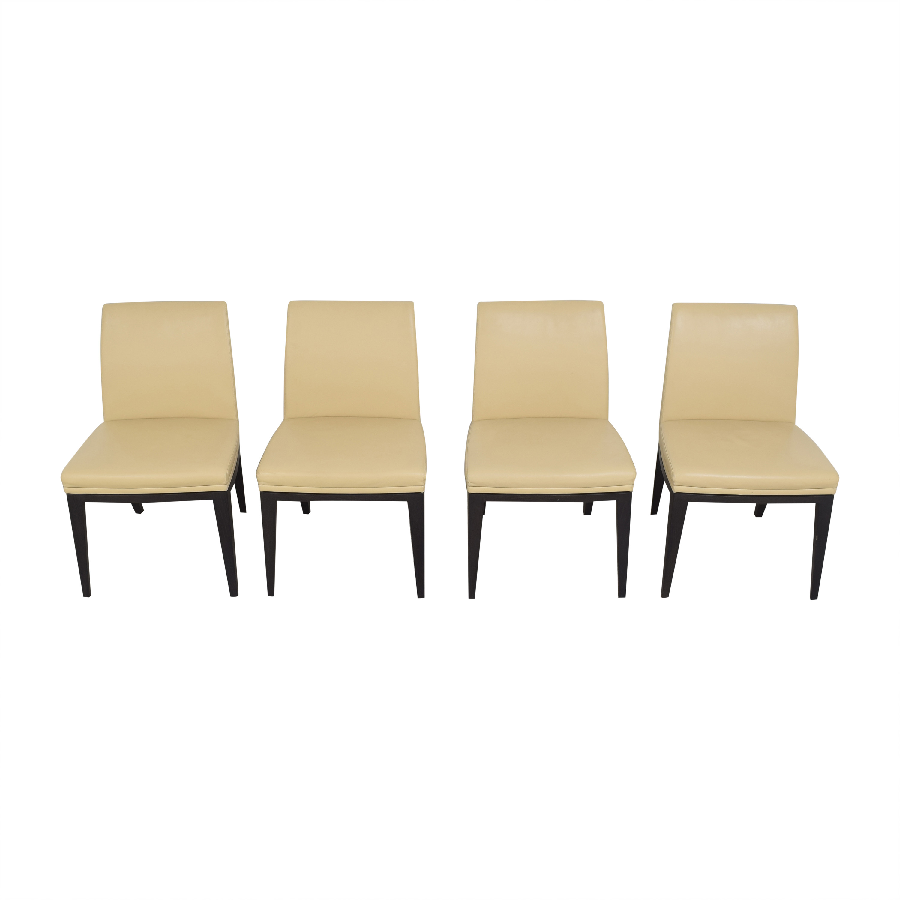 Maurice Villency Maurice Villency Dining Chairs second hand
